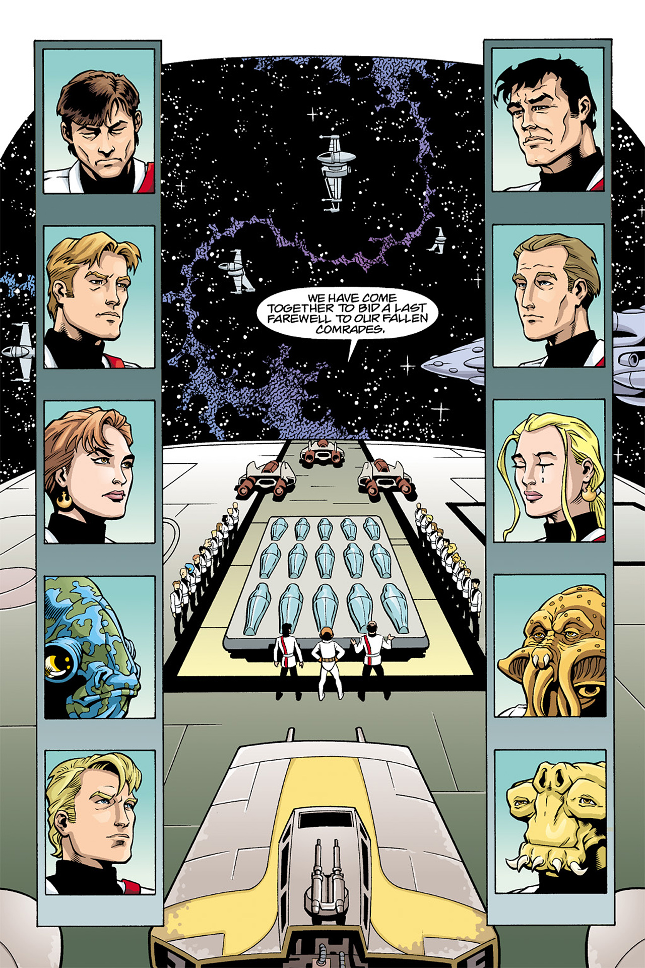 Read online Star Wars Omnibus comic -  Issue # Vol. 3 - 137