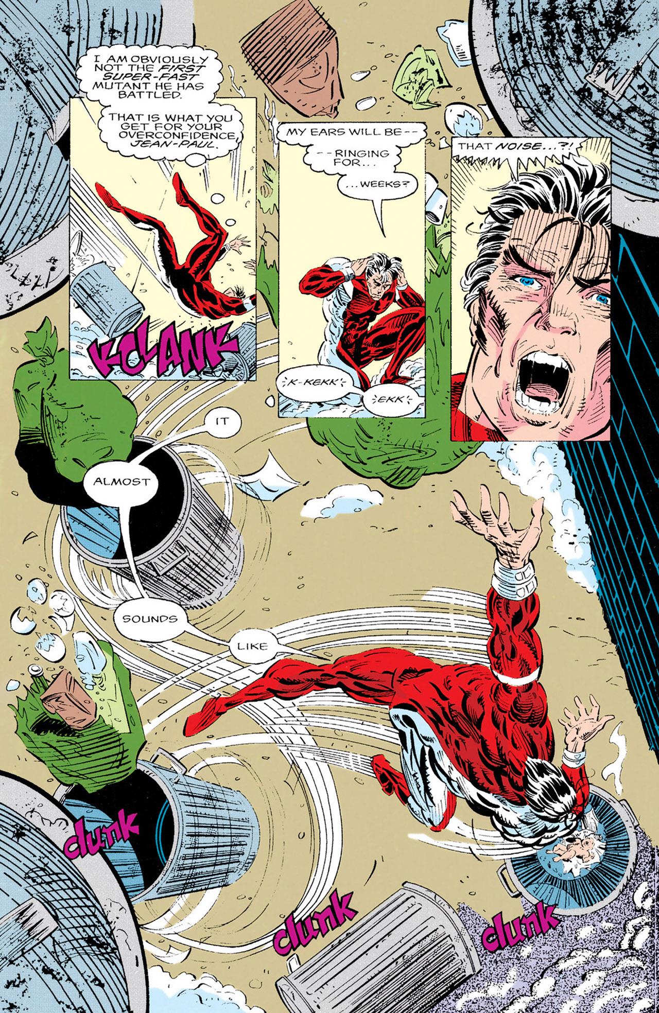 Read online Astonishing X-Men (2004) comic -  Issue # _Annual 1 - 19