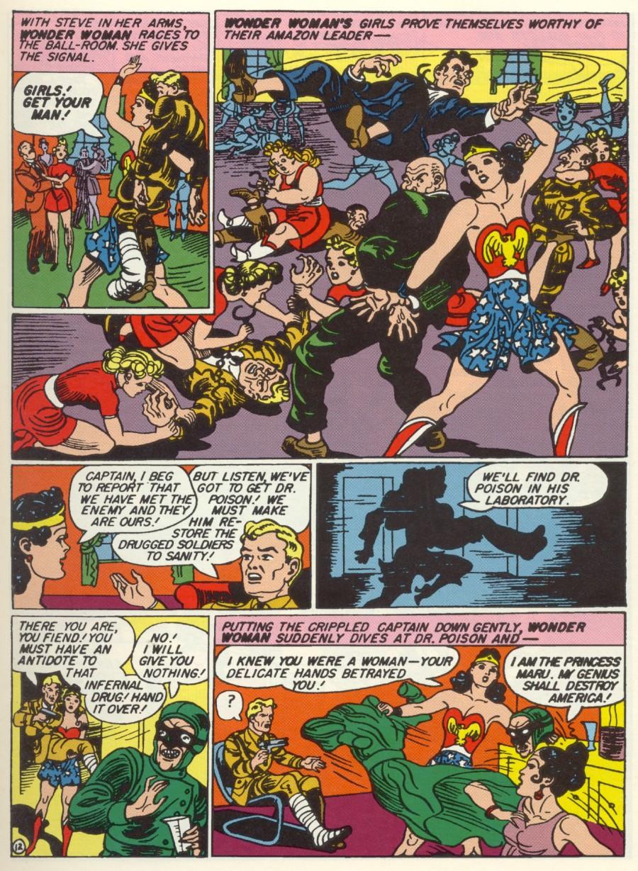 Read online Sensation (Mystery) Comics comic -  Issue #2 - 14
