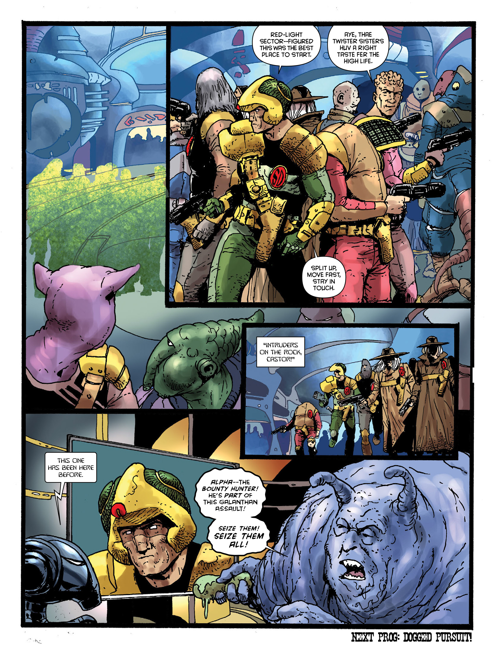 Read online 2000 AD comic -  Issue #1969 - 30
