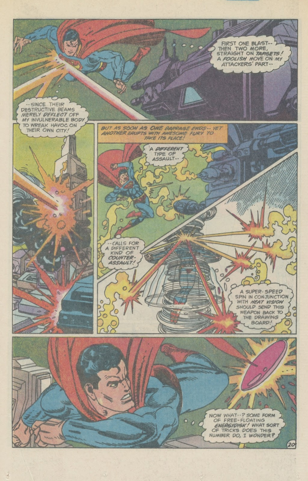 Read online Superman Special (1983) comic -  Issue #2 - 24