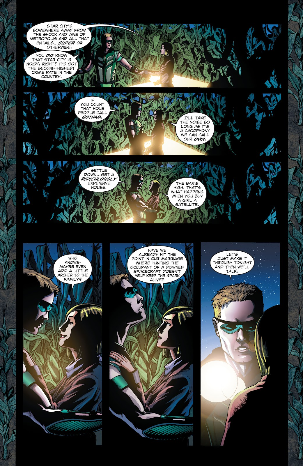 Read online Smallville Season 11 [II] comic -  Issue # TPB 1 - 93