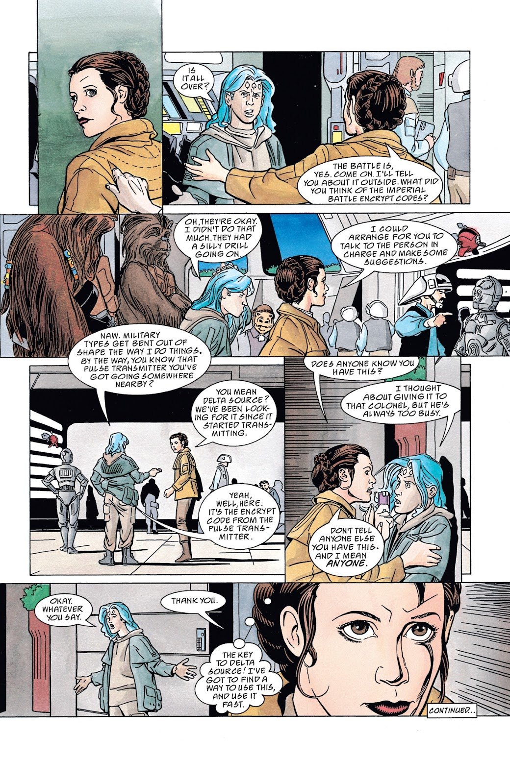 Read online Star Wars Legends: The New Republic - Epic Collection comic -  Issue # TPB 4 (Part 4) - 63