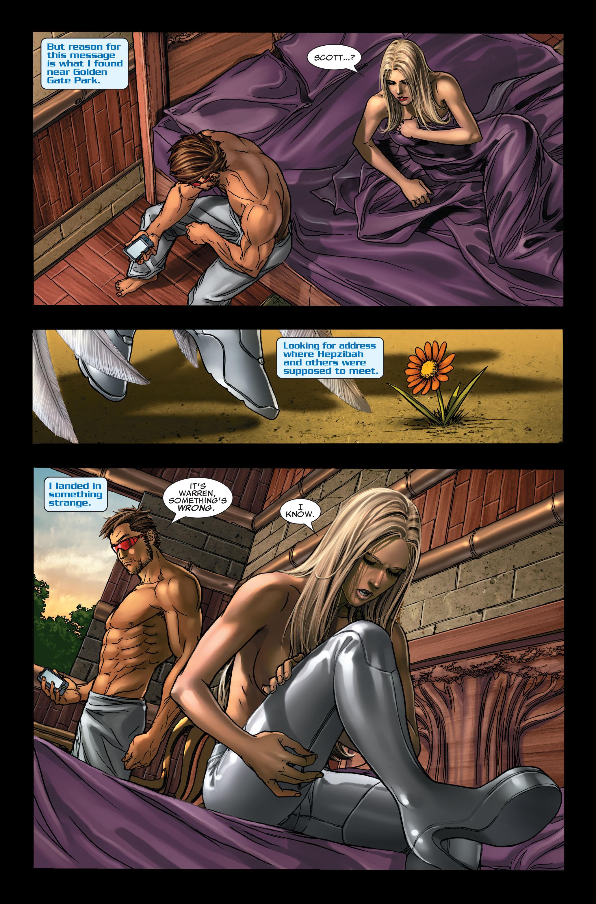 Read online Uncanny X-Men (1963) comic -  Issue #495 - 22