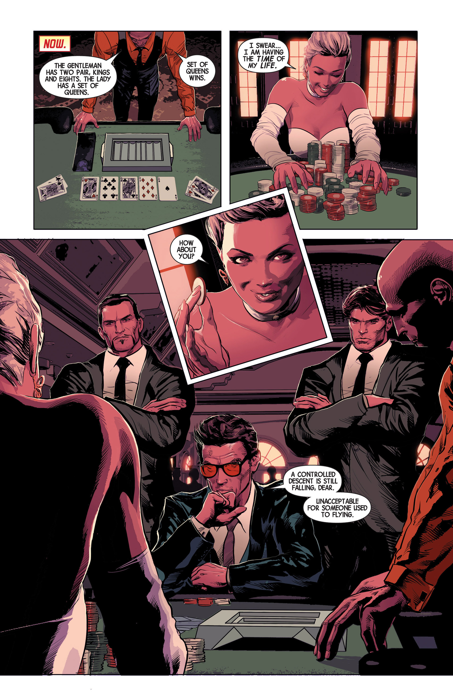 Read online Avengers (2013) comic -  Issue #11 - 13