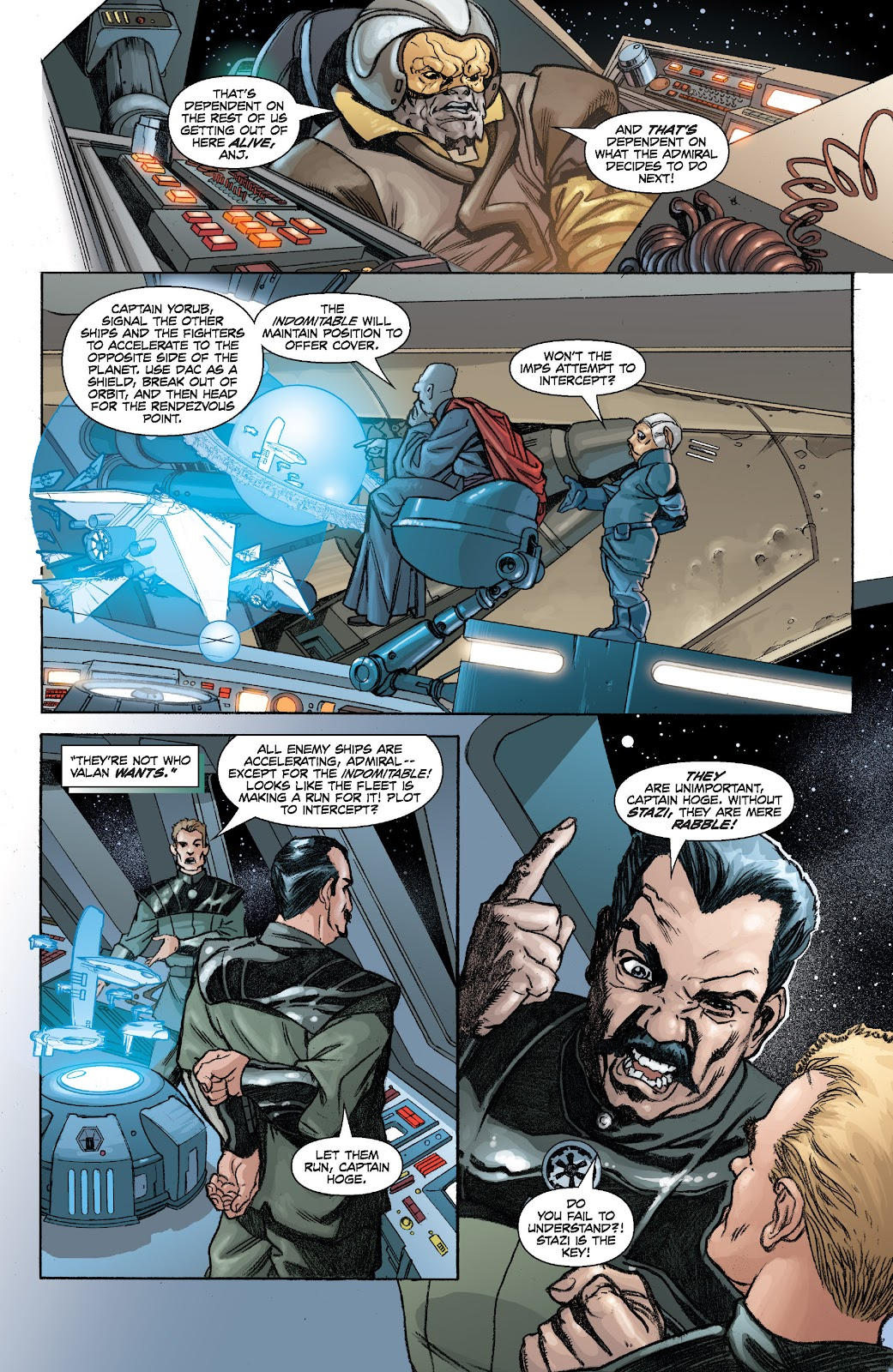 Read online Star Wars Legends: Legacy - Epic Collection comic -  Issue # TPB 2 (Part 1) - 44