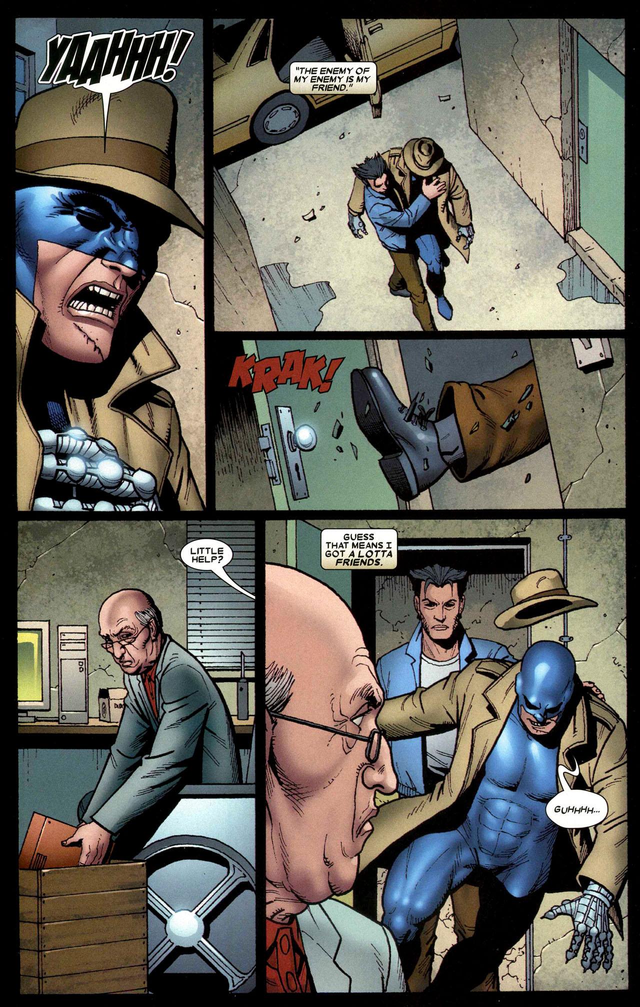 Read online Wolverine: Origins comic -  Issue #15 - 6