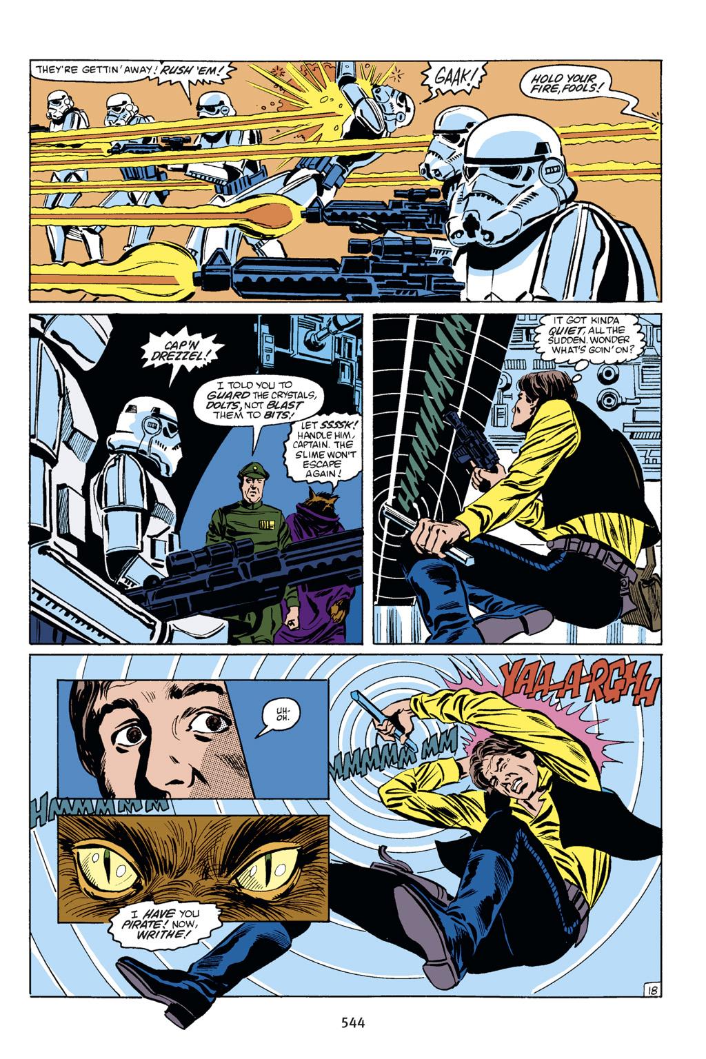 Read online Star Wars Omnibus comic -  Issue # Vol. 18.5 - 258