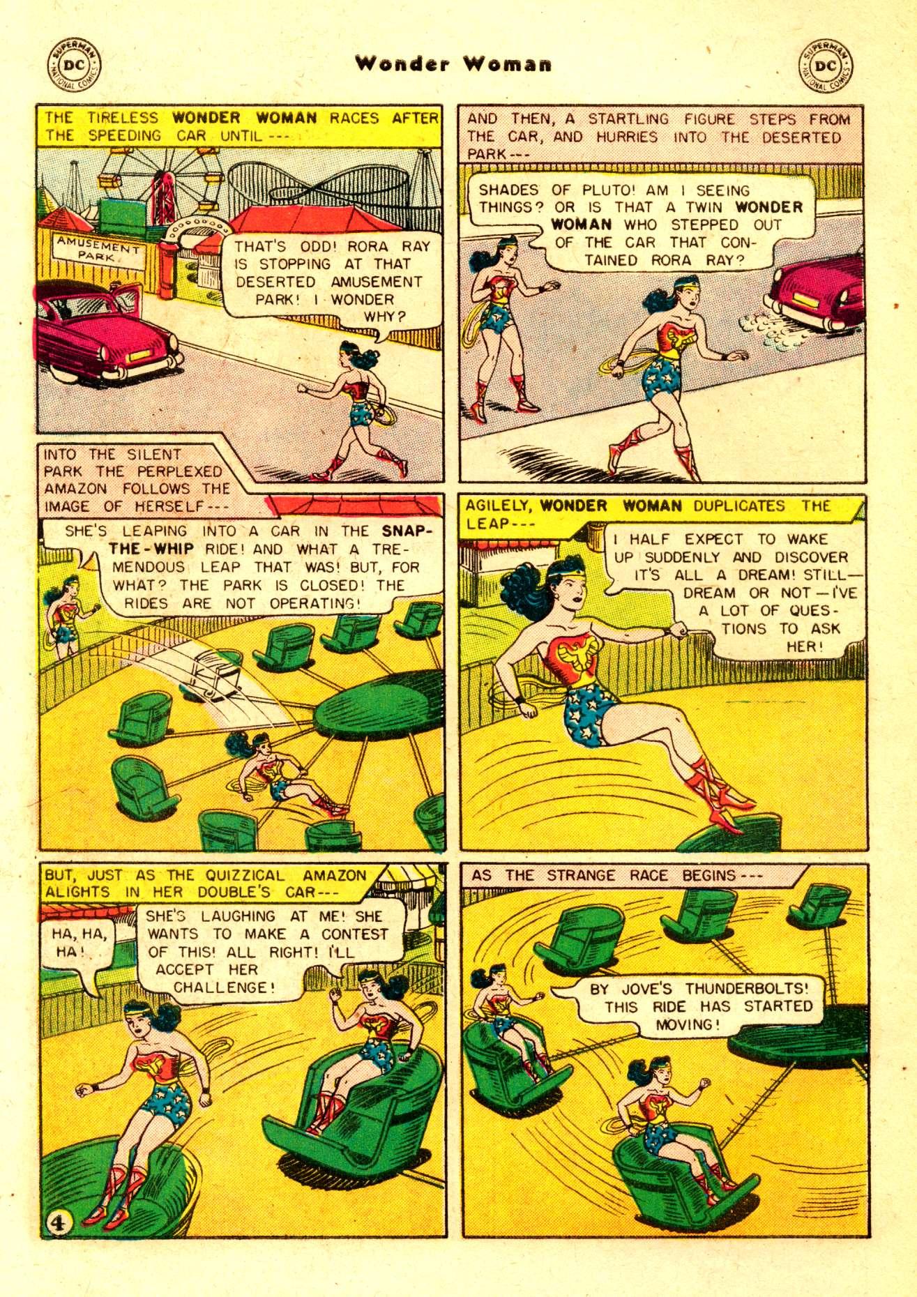 Read online Wonder Woman (1942) comic -  Issue #84 - 7