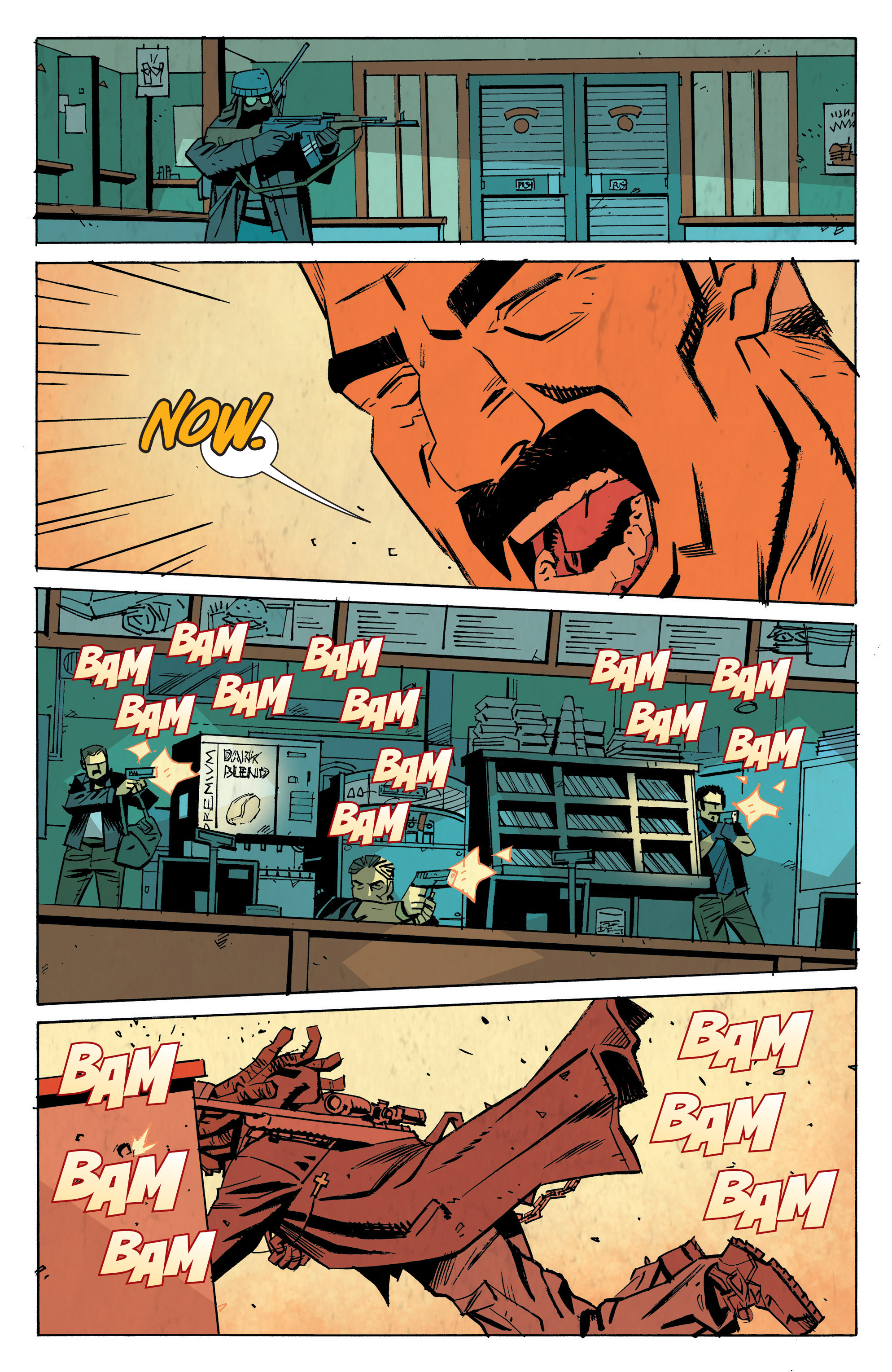 Read online Sons of Anarchy: Redwood Original comic -  Issue #8 - 6