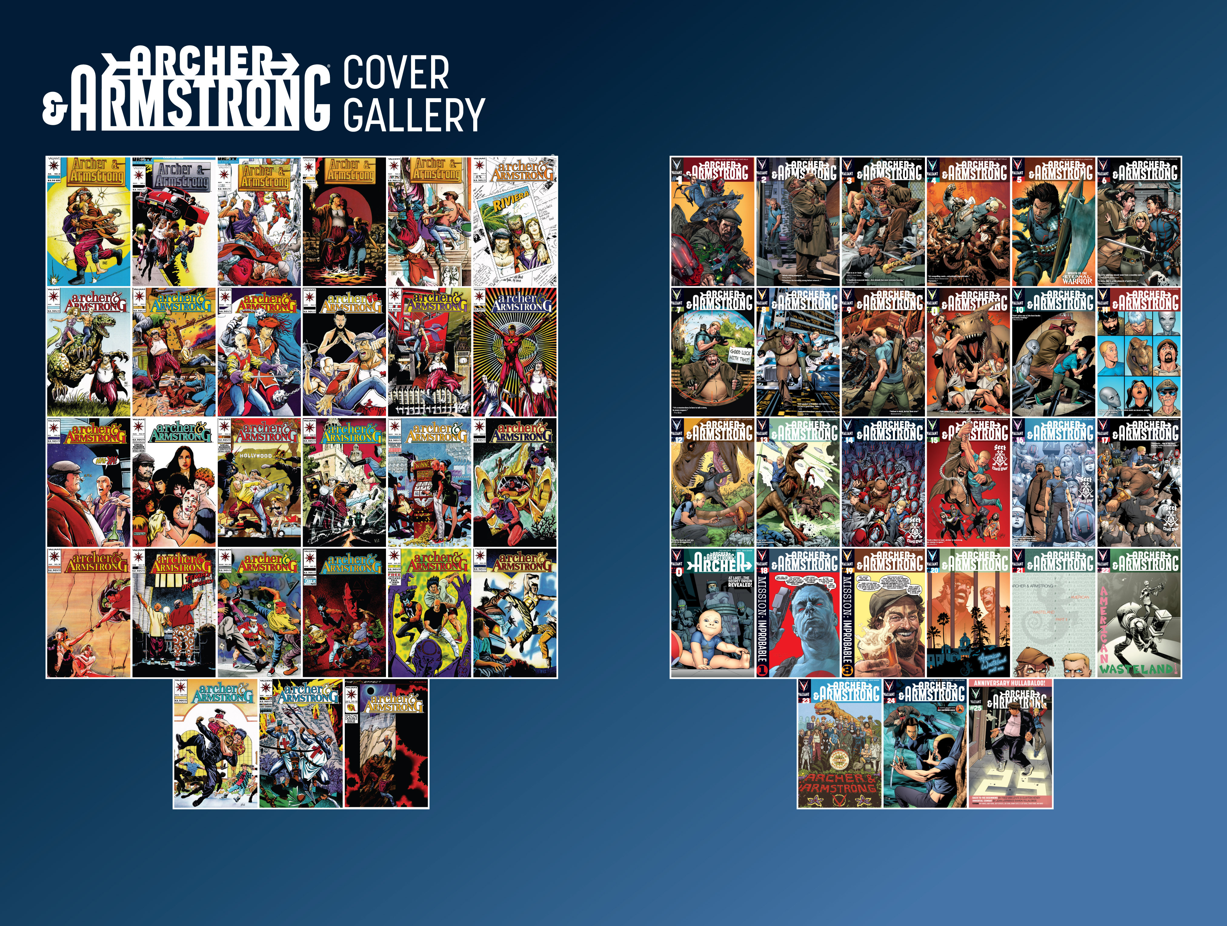 Read online Archer and Armstrong comic -  Issue #Archer and Armstrong _TPB 7 - 102