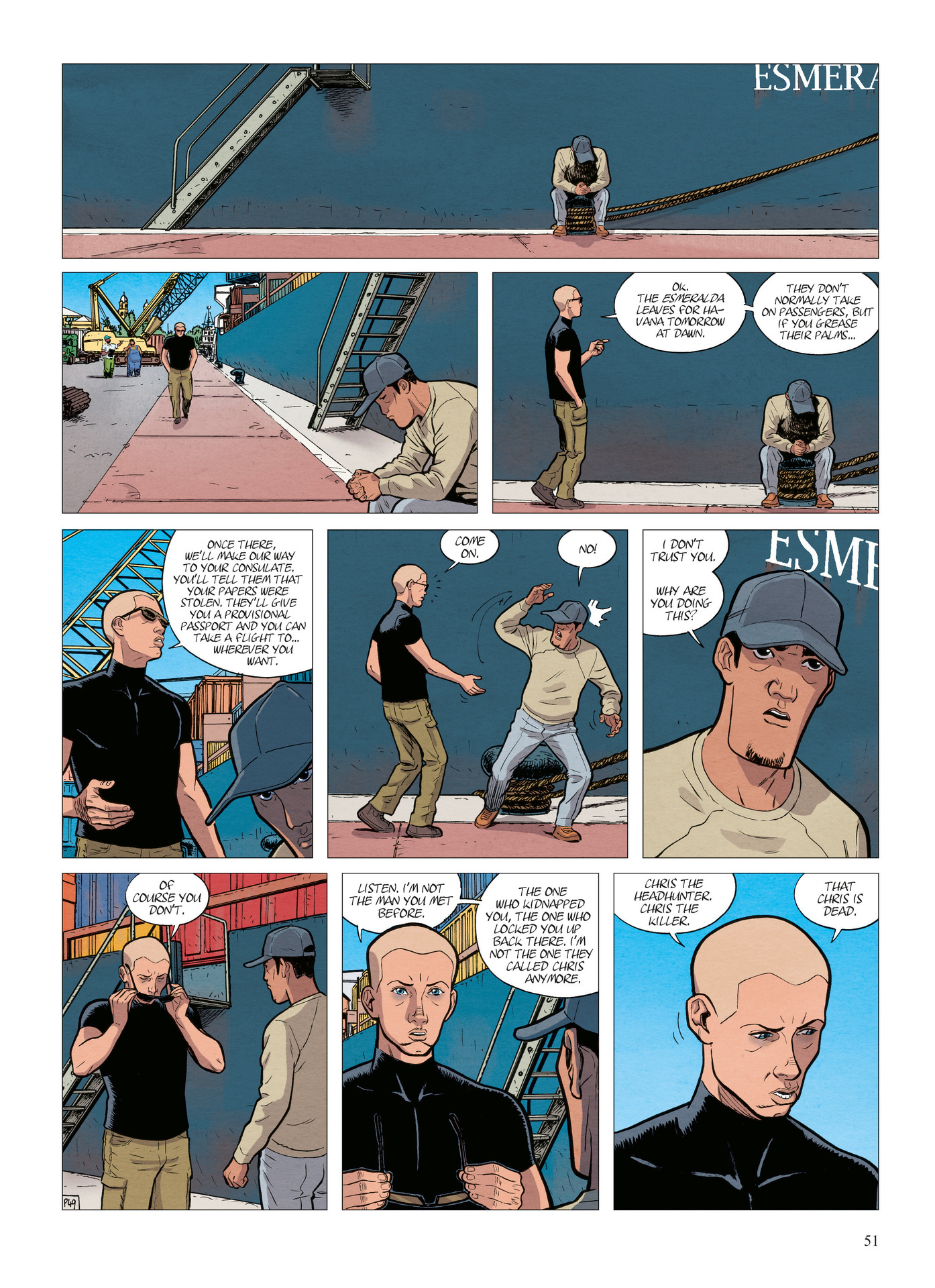 Read online Alter Ego comic -  Issue #5 - 53