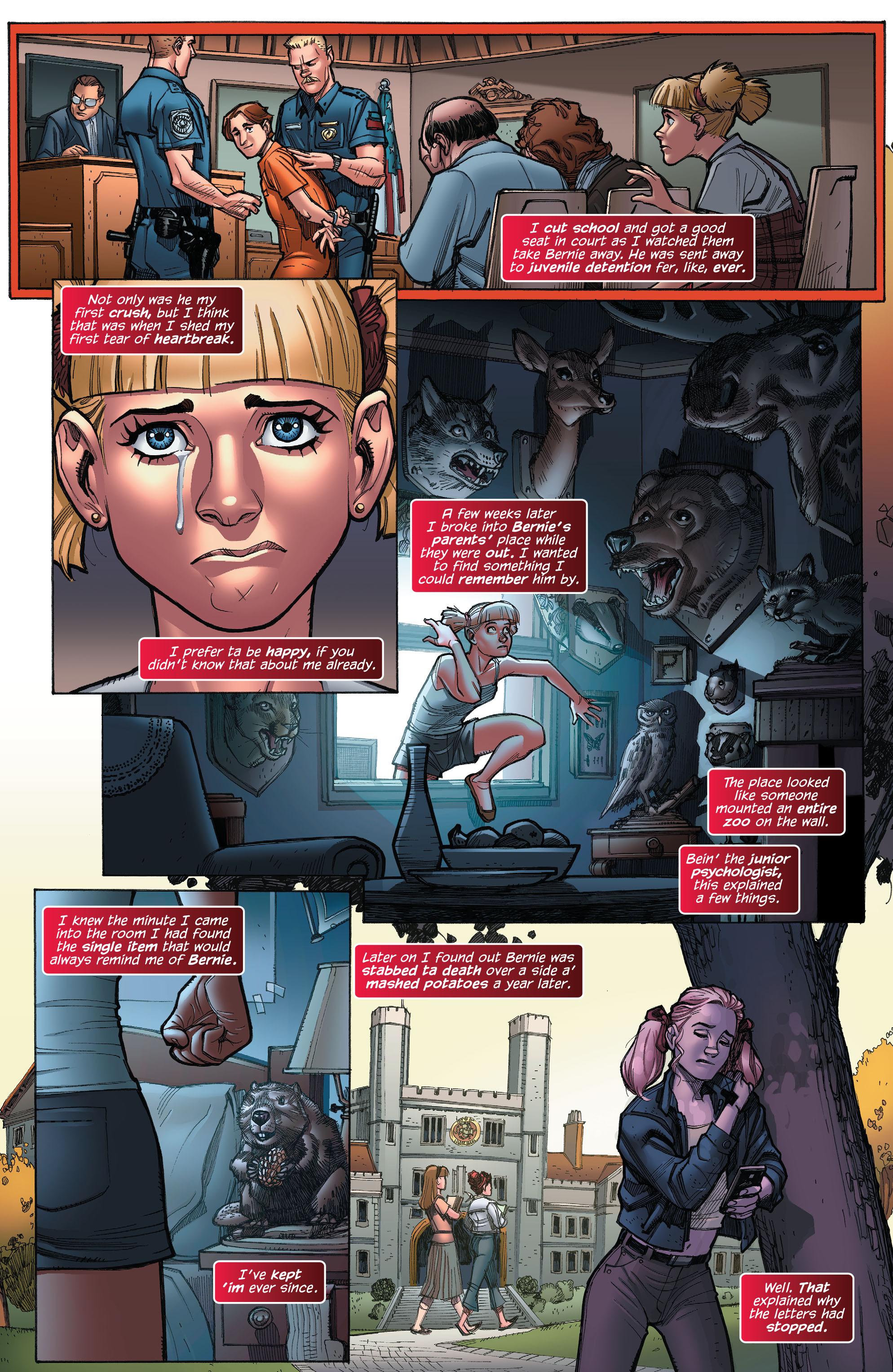 Read online Secret Origins (2014) comic -  Issue #4 - 6