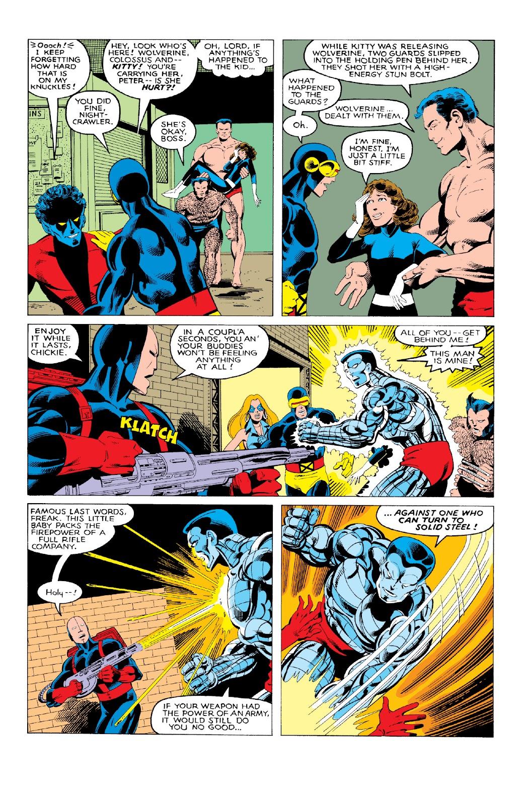 Read online X-Men Milestones: Dark Phoenix Saga comic -  Issue # TPB (Part 1) - 53