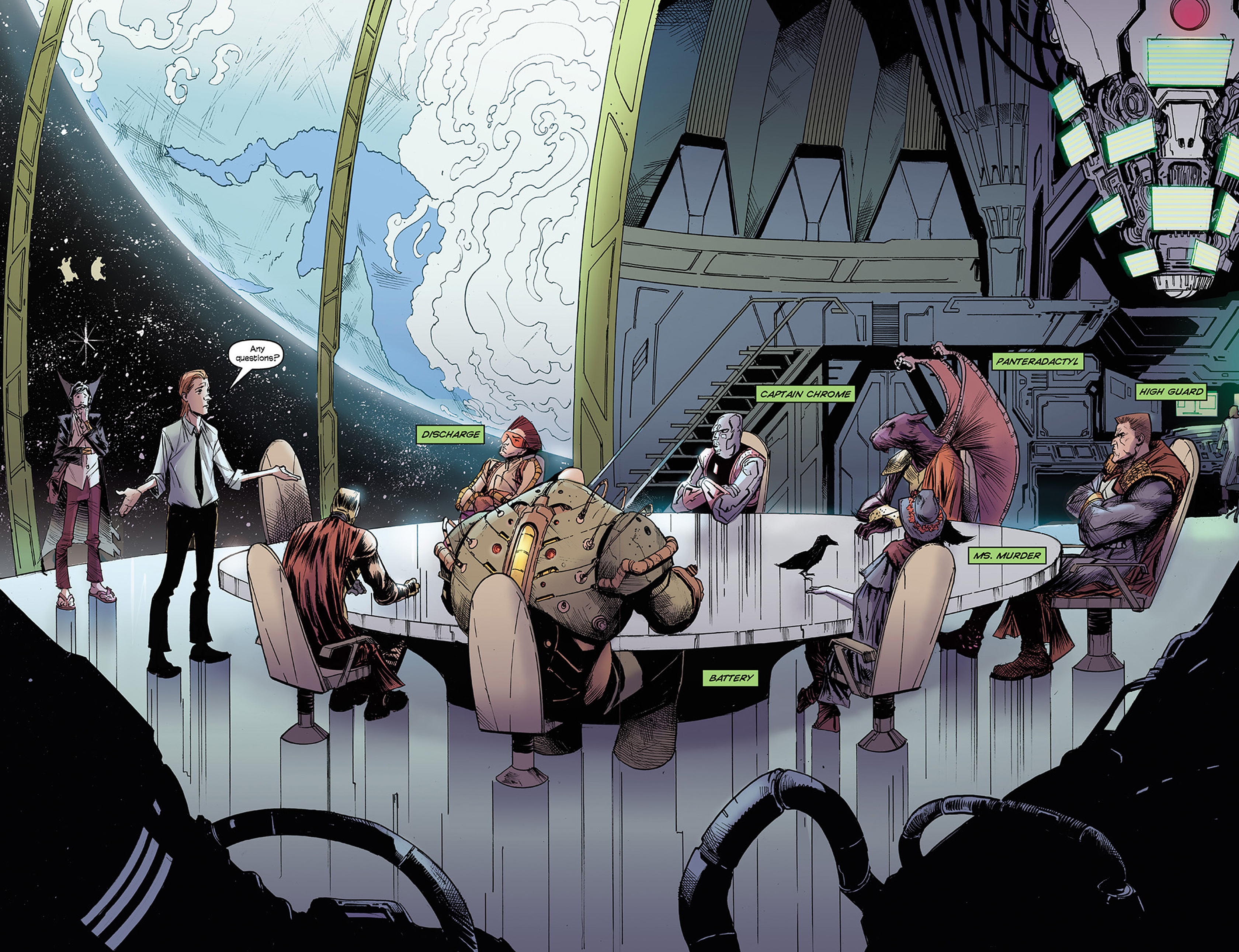 Read online Buzzkill comic -  Issue #3 - 4