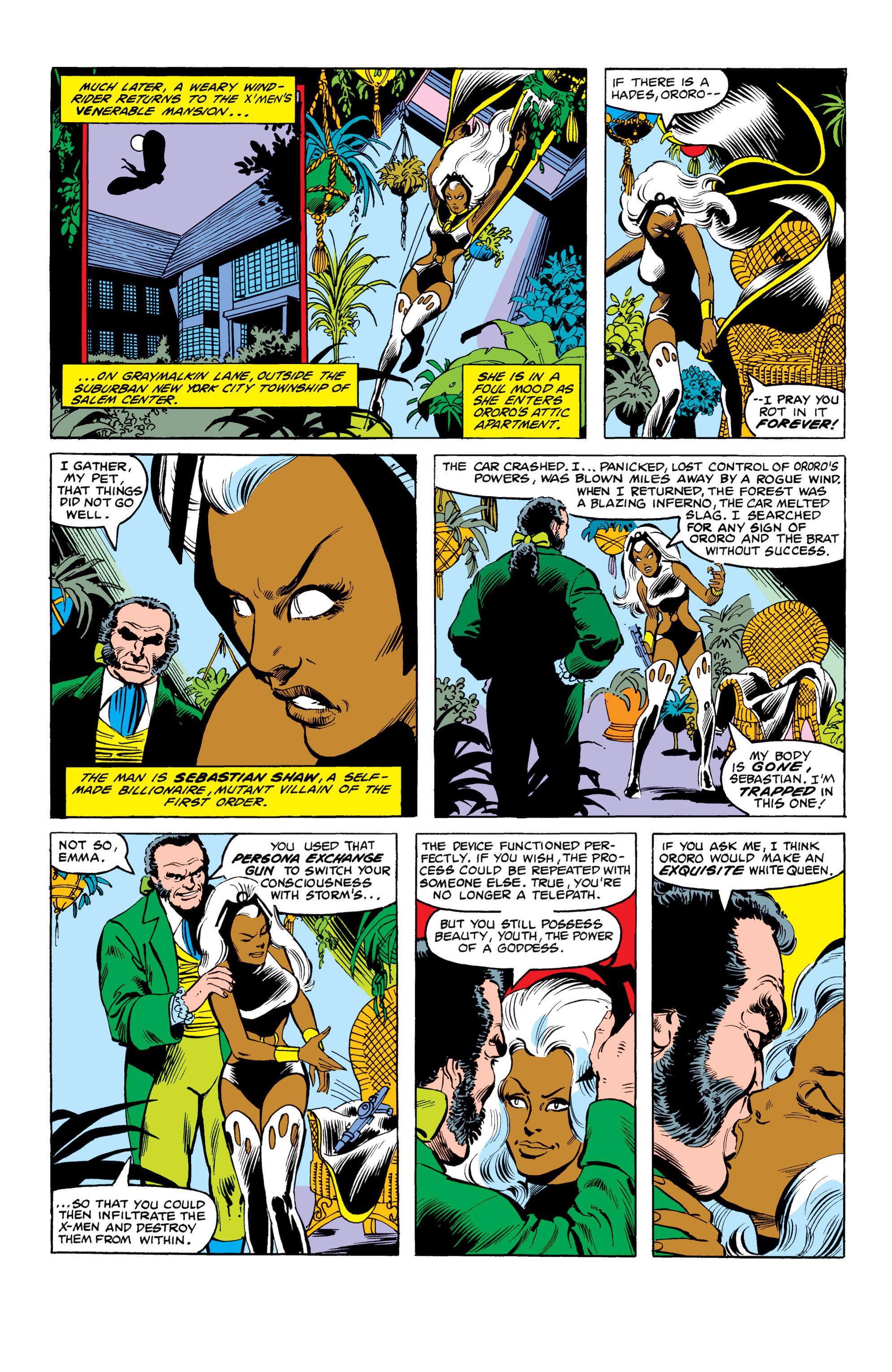 Read online Uncanny X-Men (1963) comic -  Issue #152 - 7
