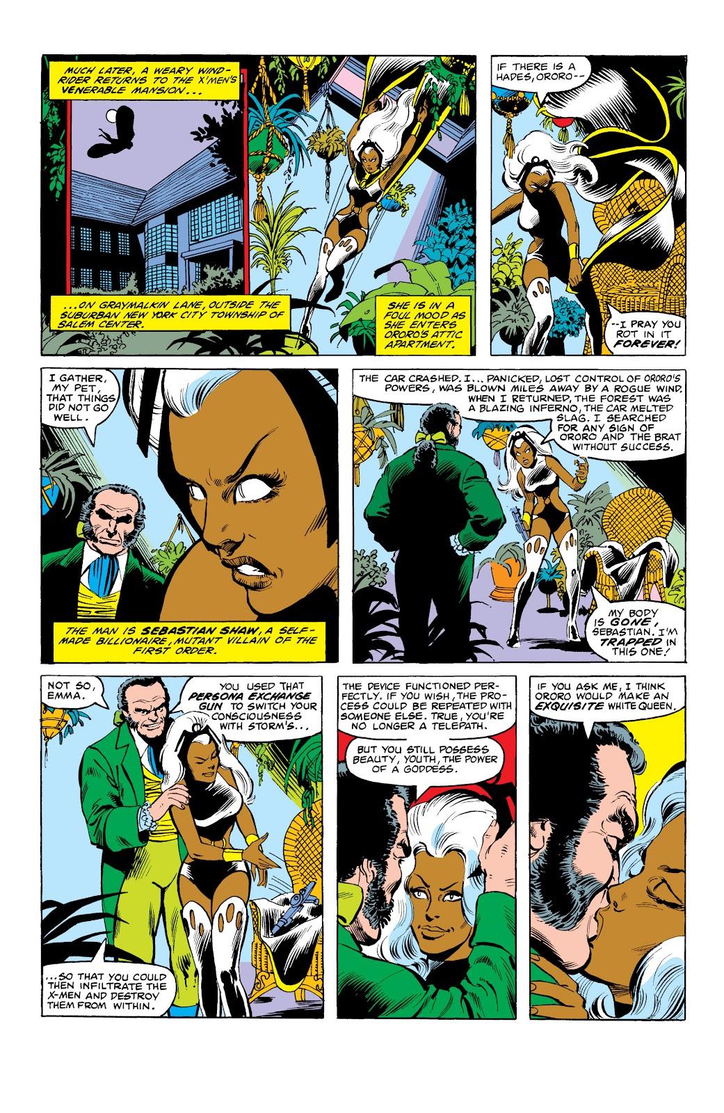 Uncanny X-Men (1963) issue 152 - Page 7