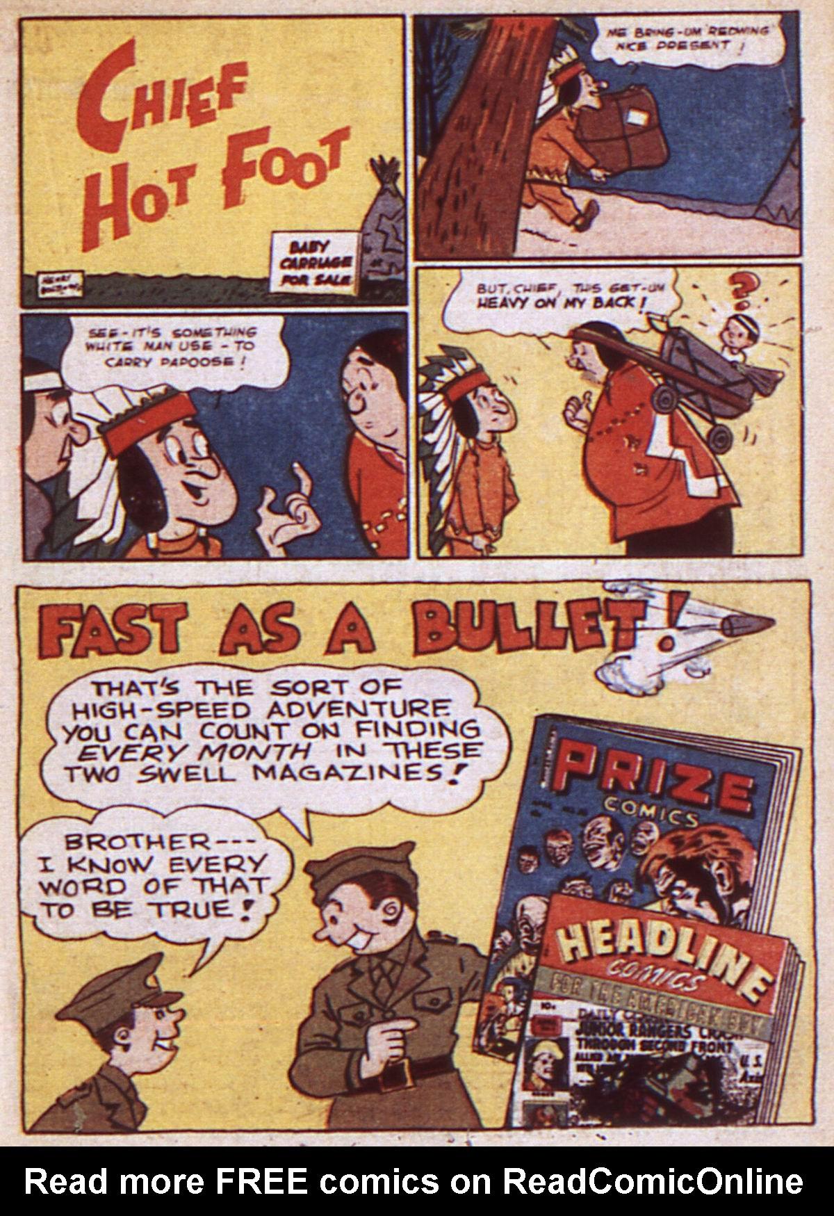 Read online Adventure Comics (1938) comic -  Issue #85 - 37