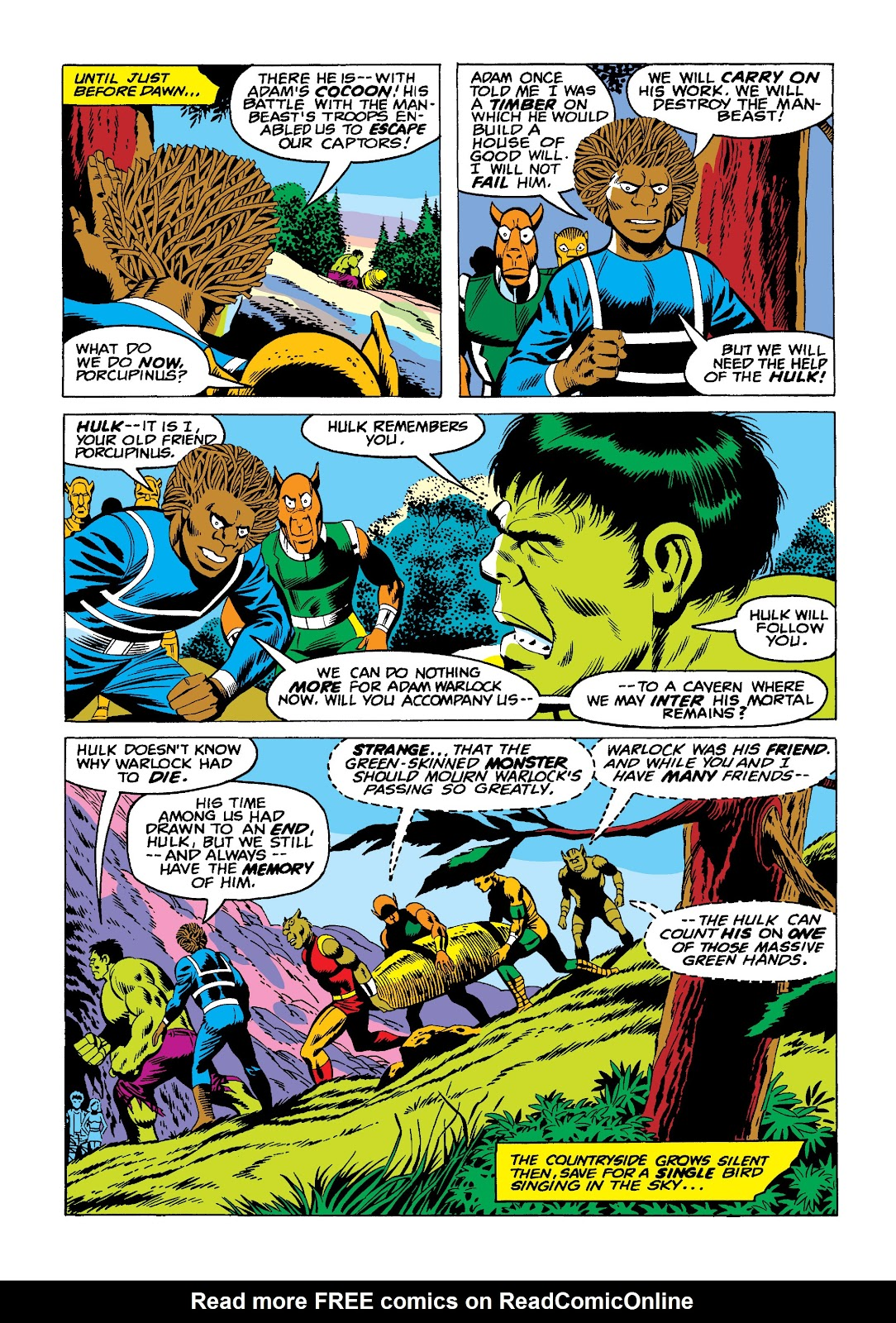 Read online Marvel Masterworks: The Incredible Hulk comic -  Issue # TPB 10 (Part 2) - 52