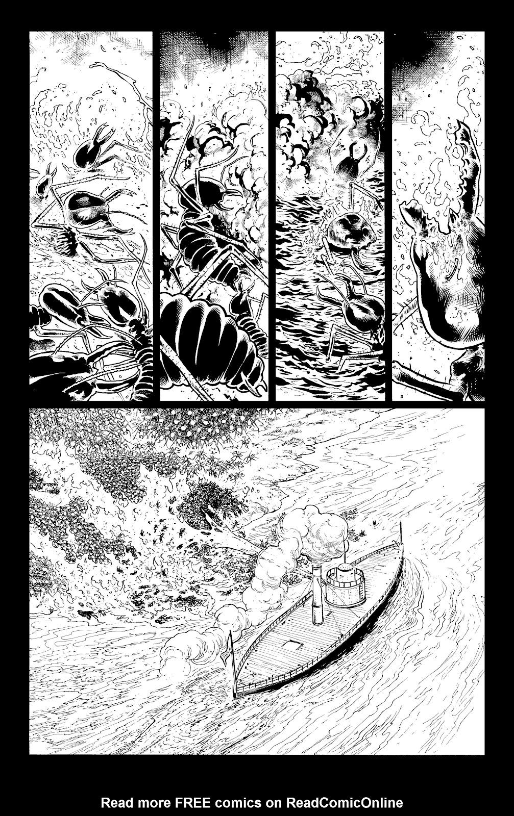 Read online Alan Moore's Cinema Purgatorio comic -  Issue #17 - 35