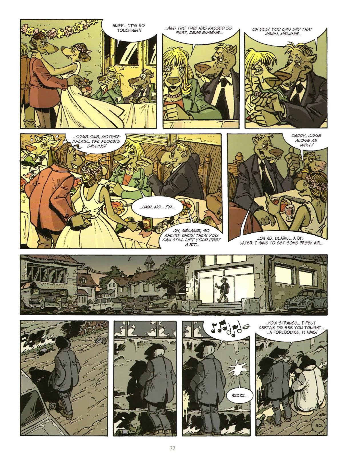 Une enquête de l'inspecteur Canardo issue 11 - Page 33