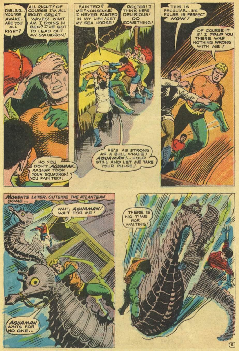 Read online Aquaman (1962) comic -  Issue #38 - 9