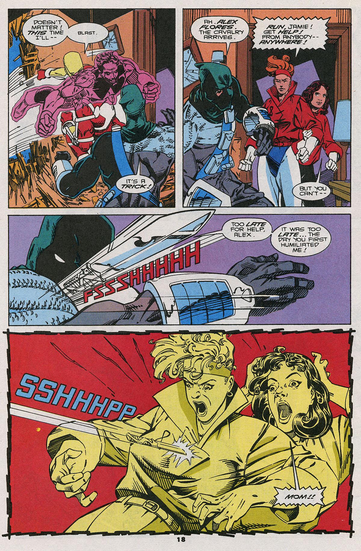 Read online Wonder Man (1991) comic -  Issue #20 - 15