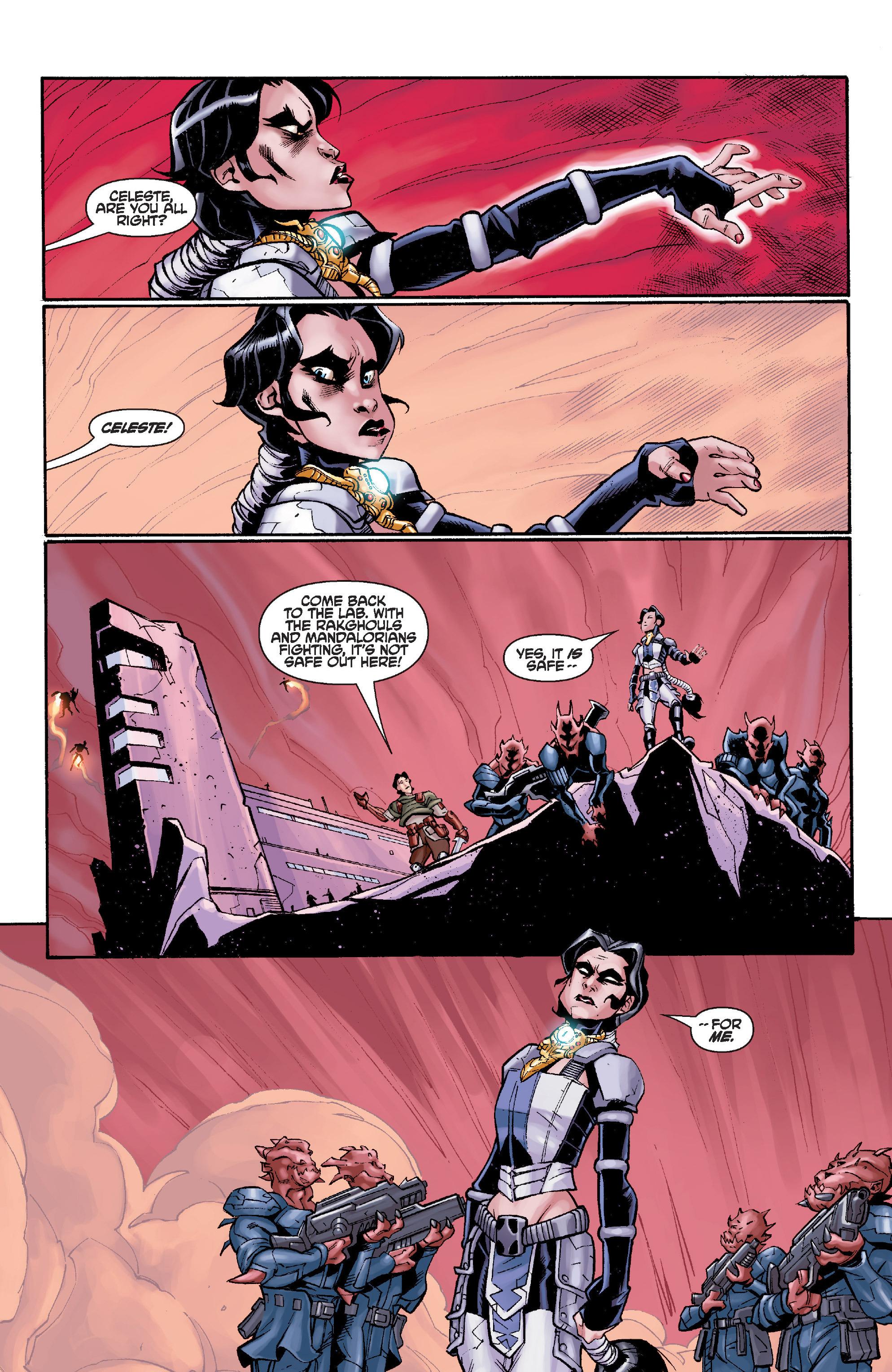 Read online Star Wars Omnibus comic -  Issue # Vol. 32 - 215