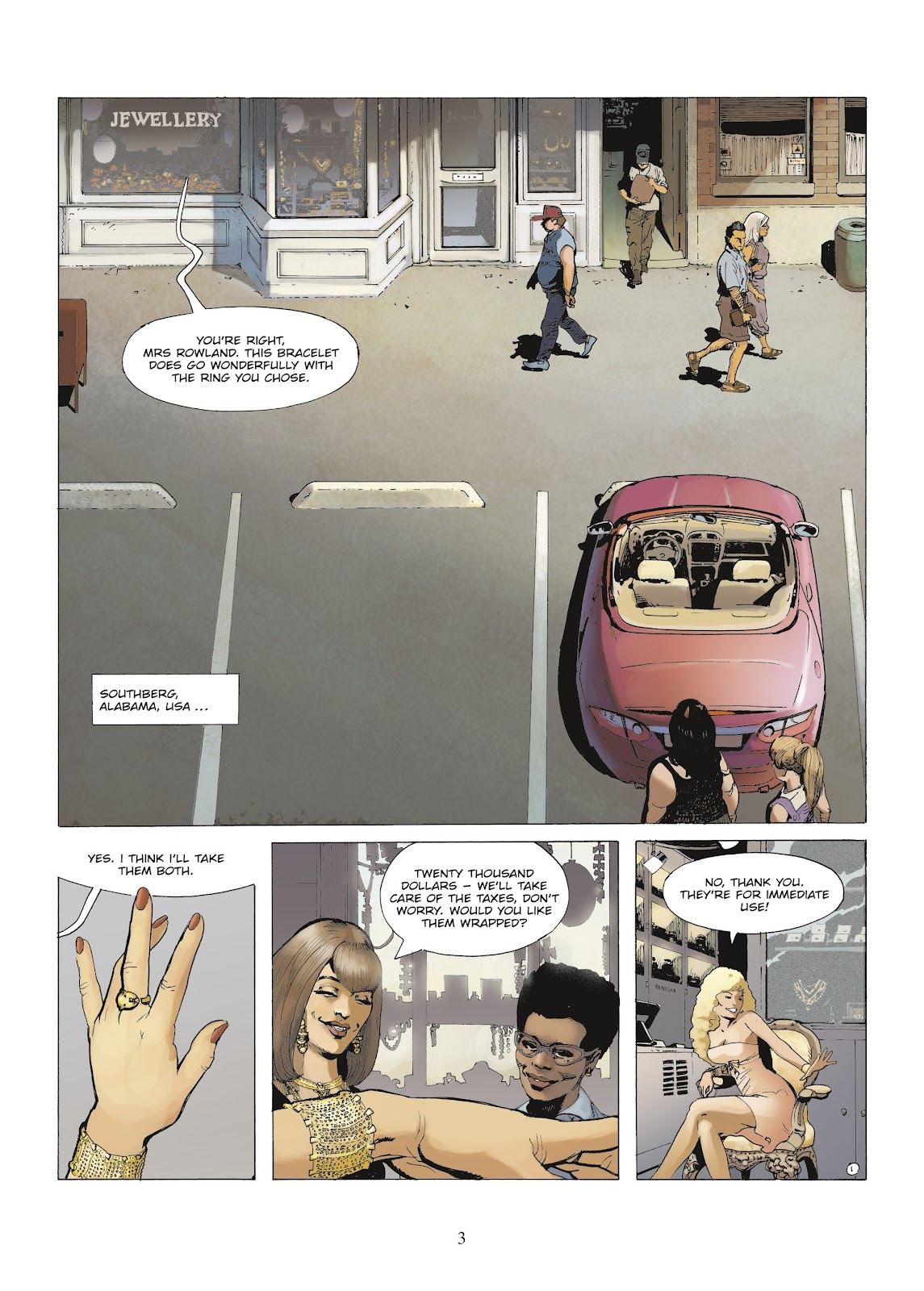 XIII Mystery issue 9 - Page 5
