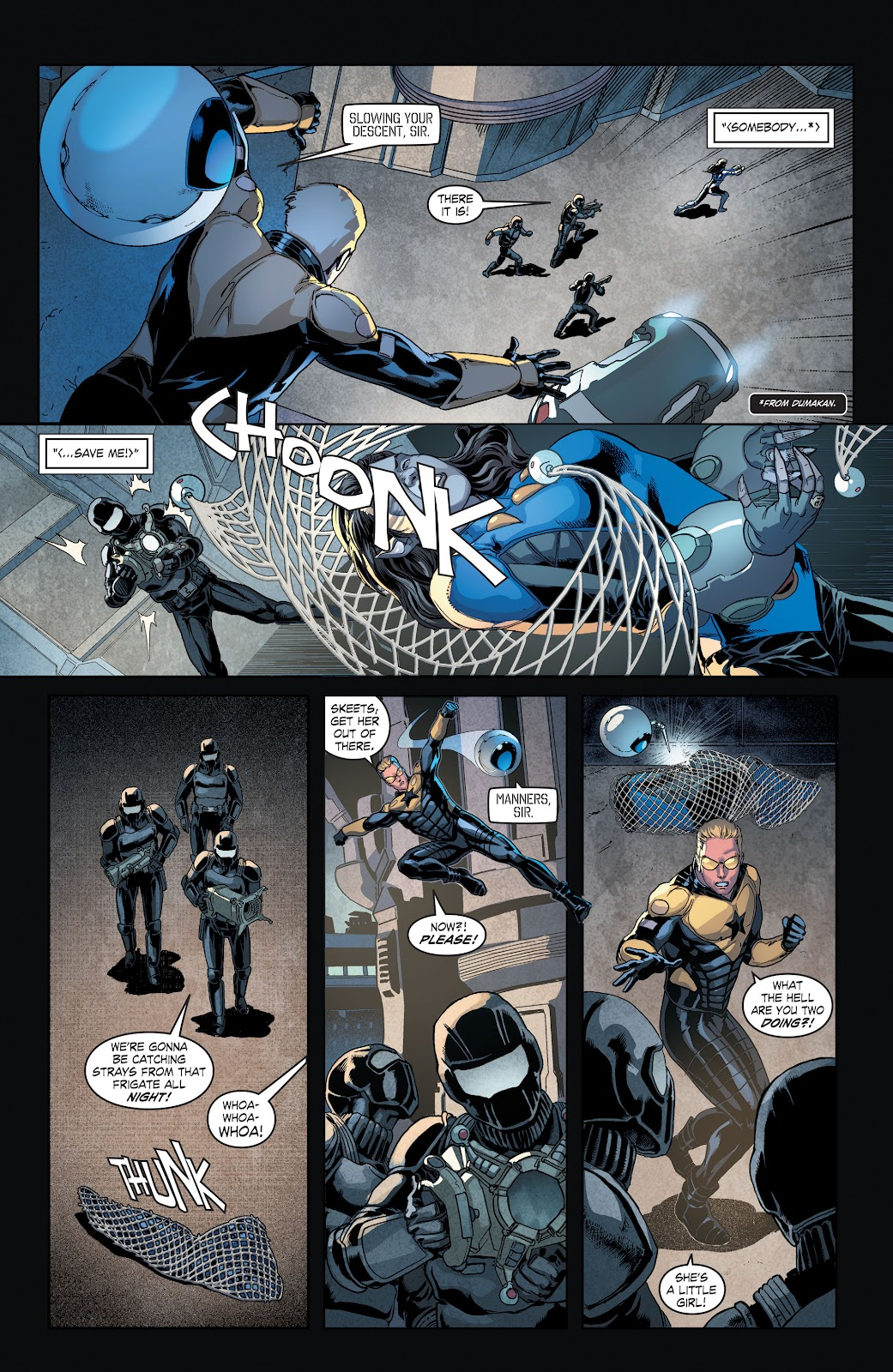 Read online Smallville Season 11 [II] comic -  Issue # TPB 4 - 60