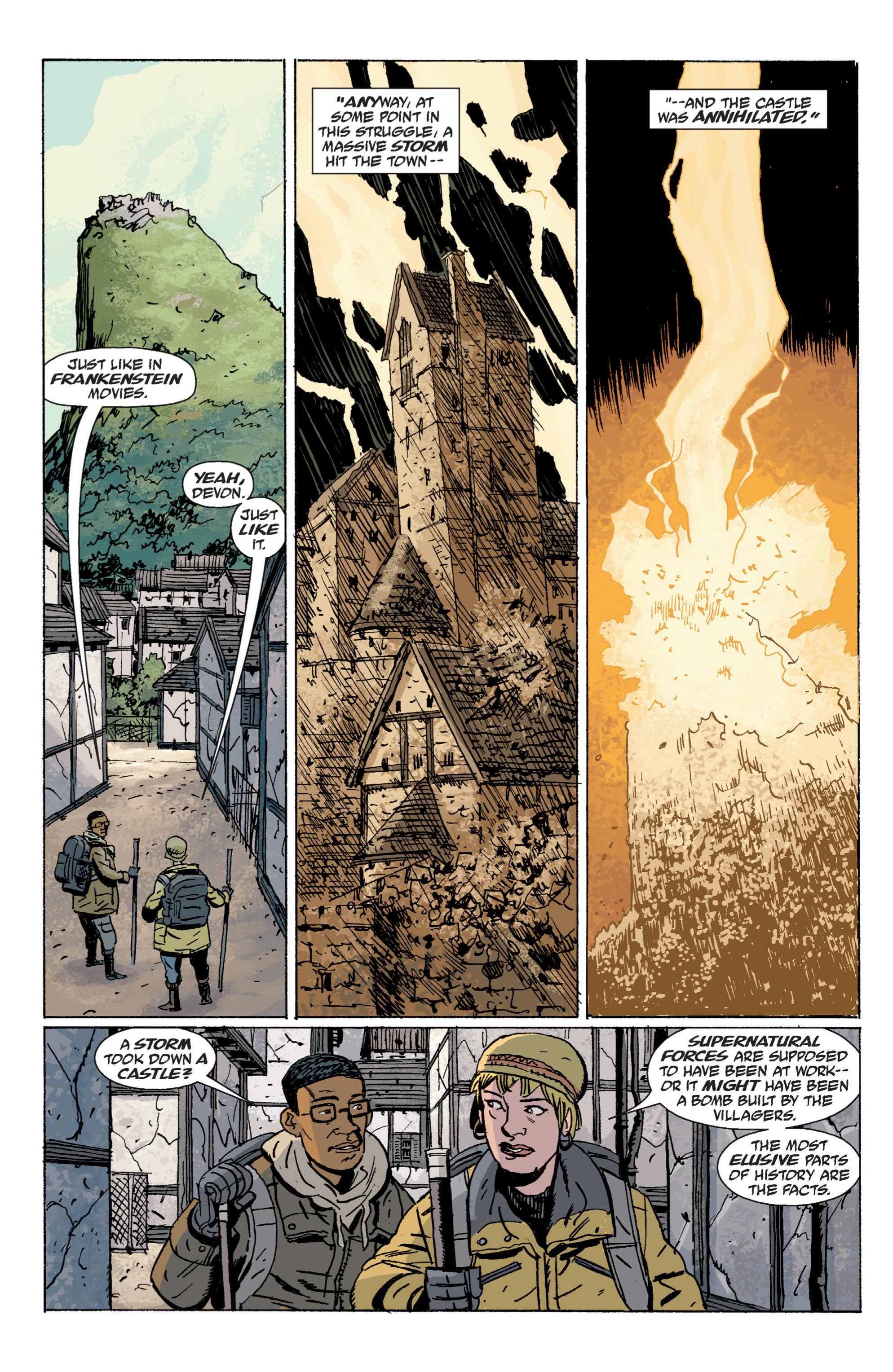 Read online B.P.R.D. (2003) comic -  Issue # TPB 6 - 15
