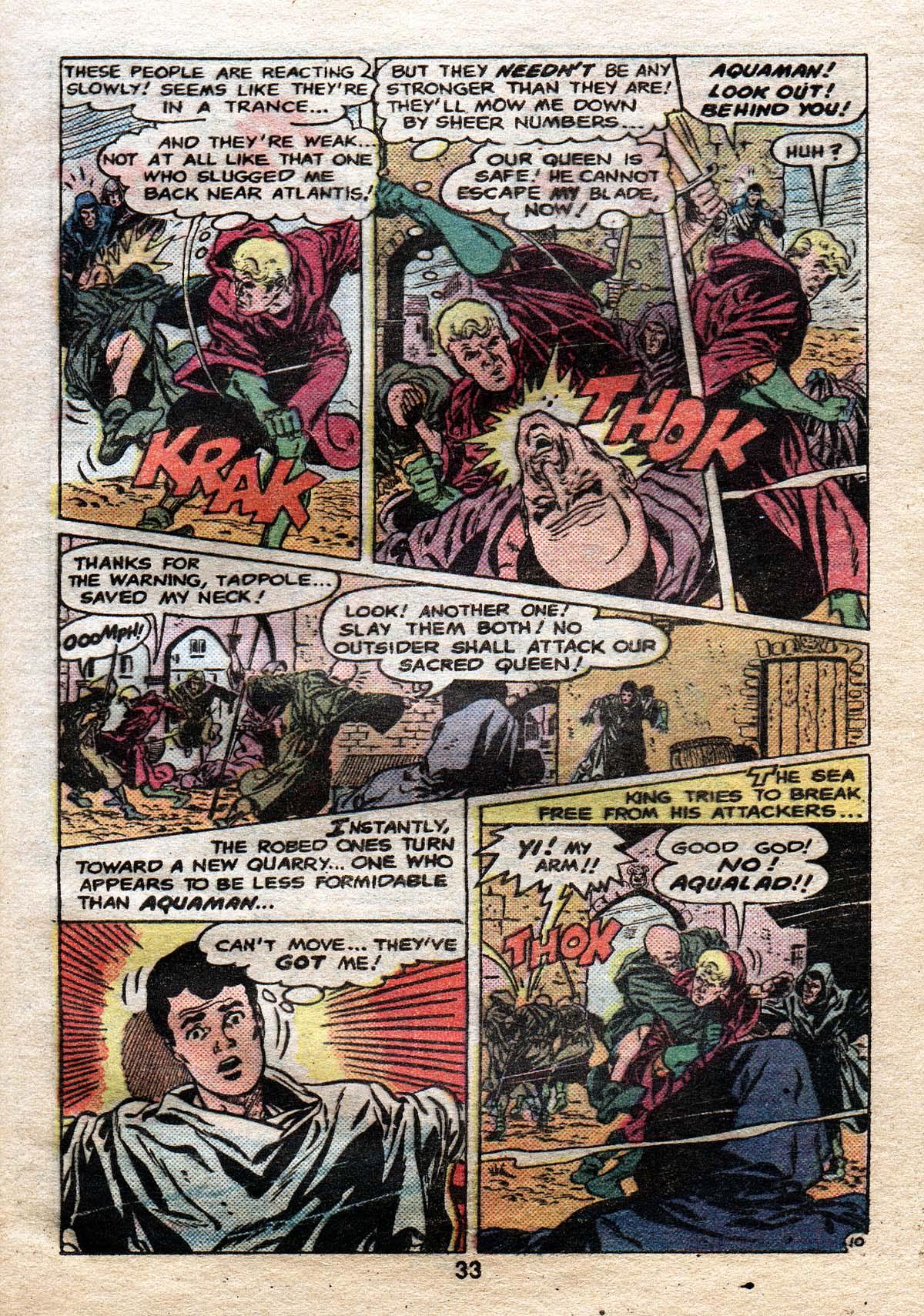 Read online Adventure Comics (1938) comic -  Issue #491 - 33