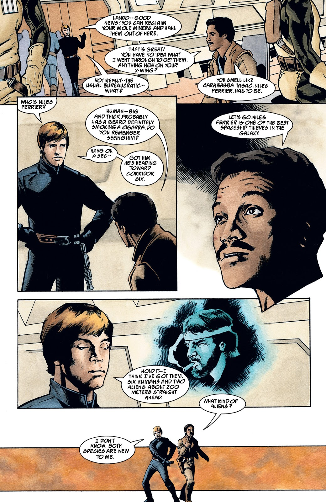 Read online Star Wars Legends: The New Republic - Epic Collection comic -  Issue # TPB 4 (Part 2) - 55