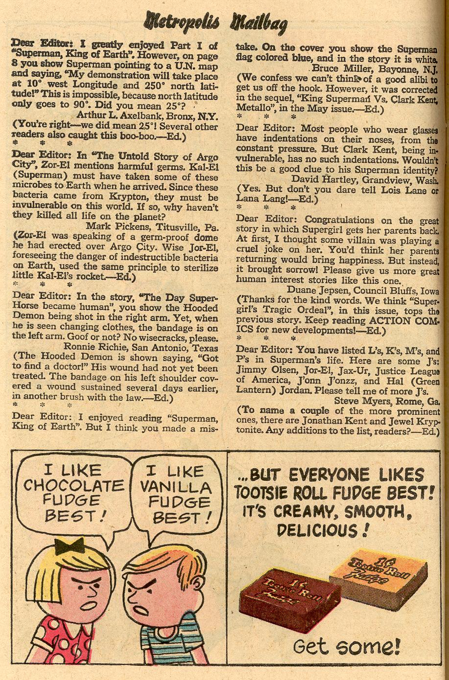 Read online Action Comics (1938) comic -  Issue #314 - 8