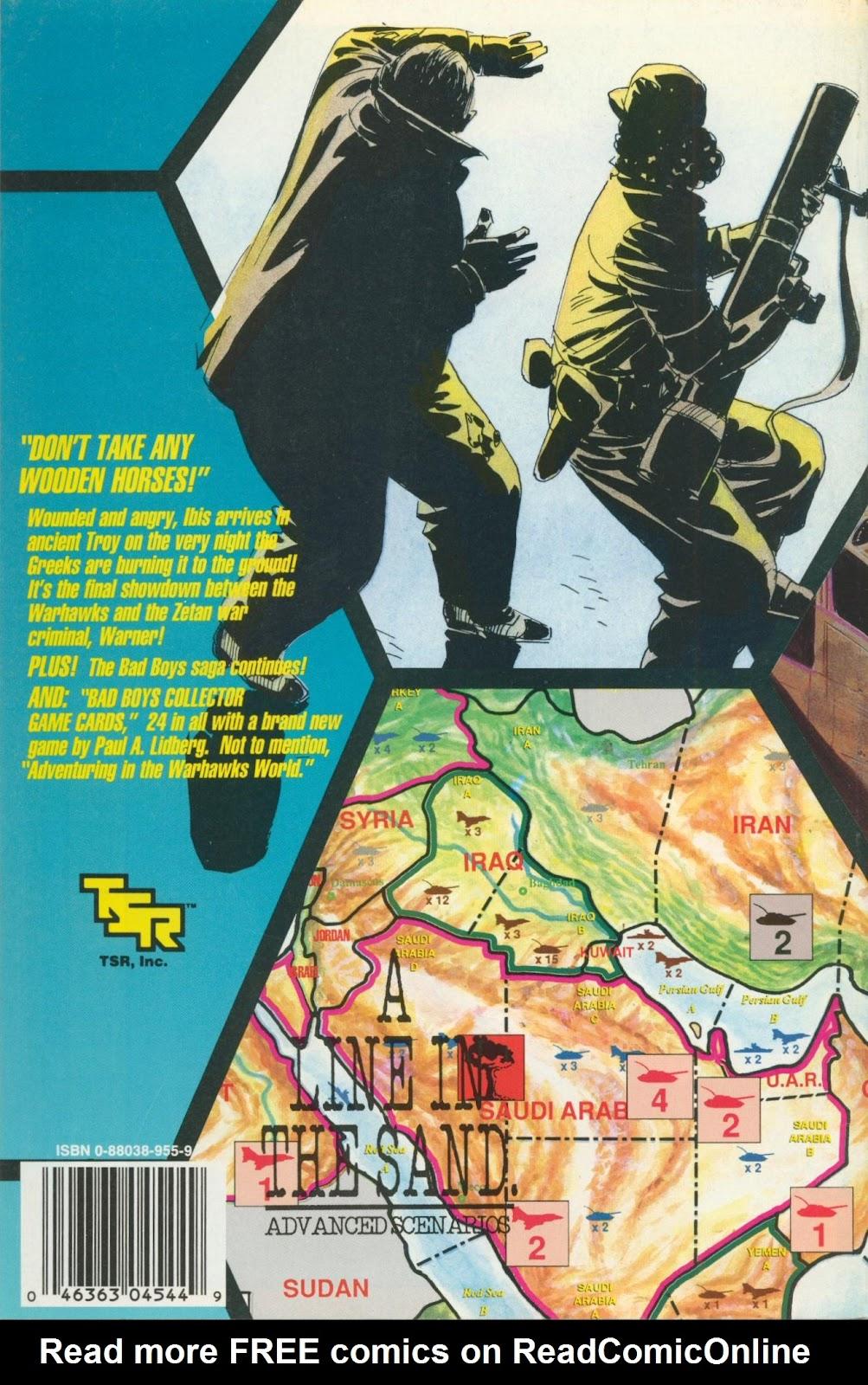 Warhawks issue 4 - Page 44