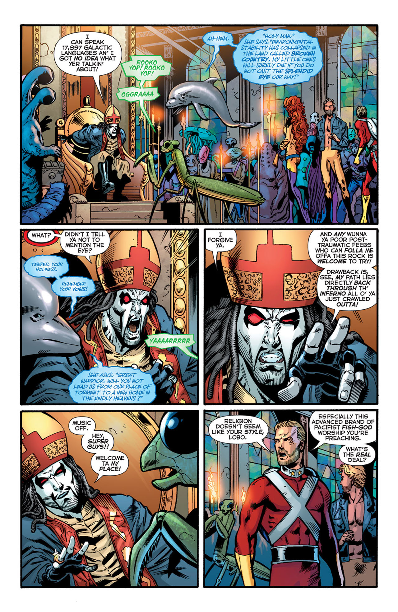 Read online 52 comic -  Issue #19 - 11