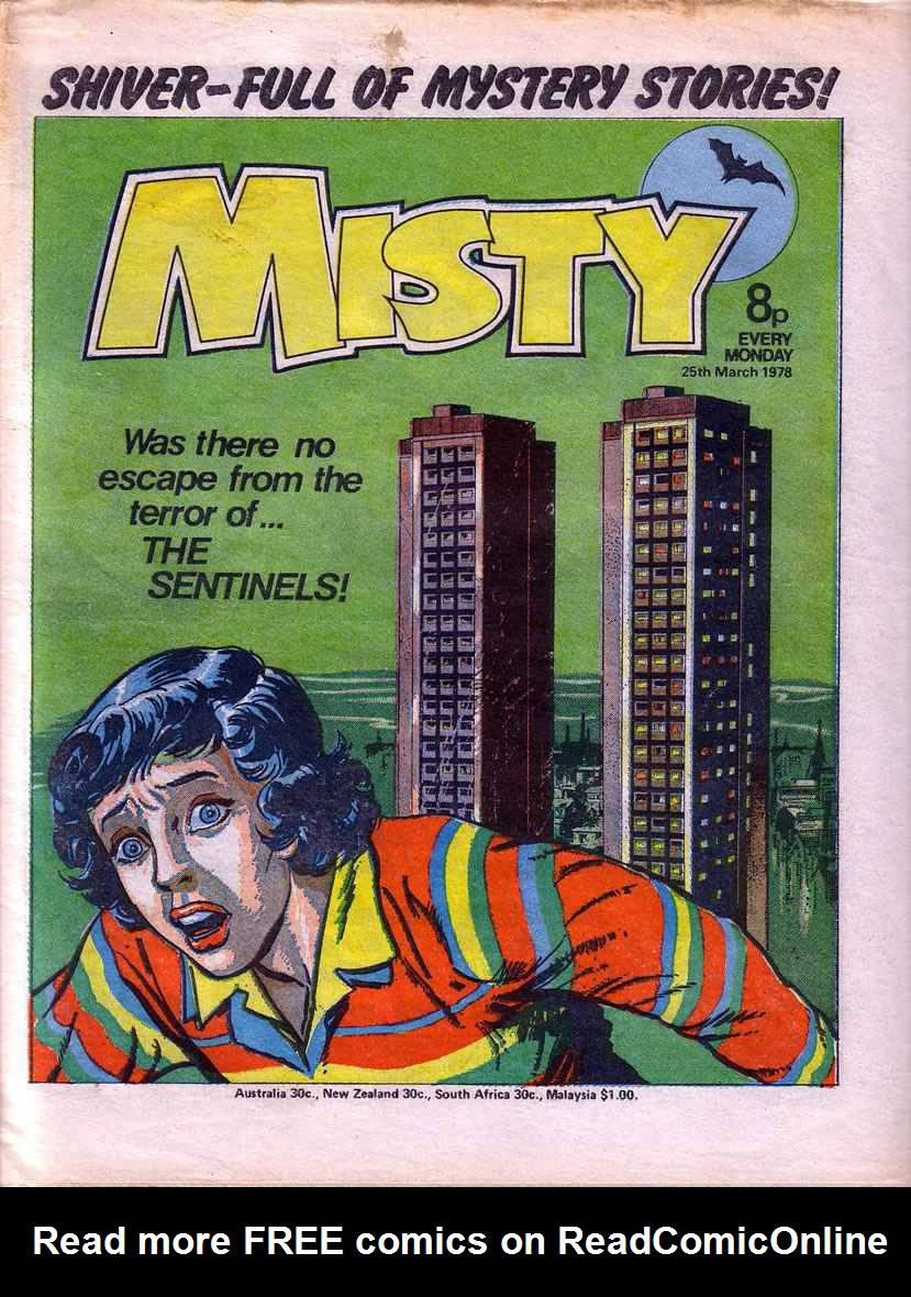 Read online Misty comic -  Issue #8 - 1