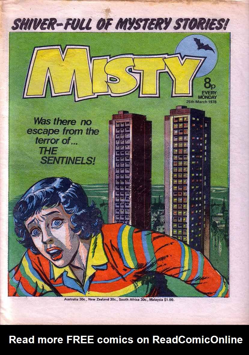 Misty (1978) 8 Page 1