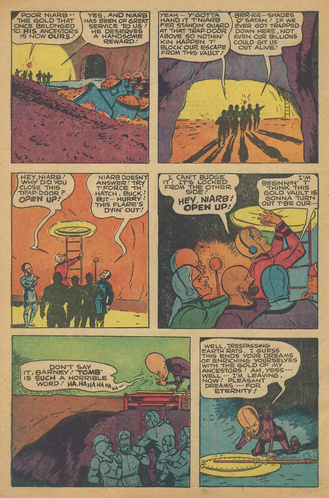 Read online Famous Funnies comic -  Issue #150 - 6