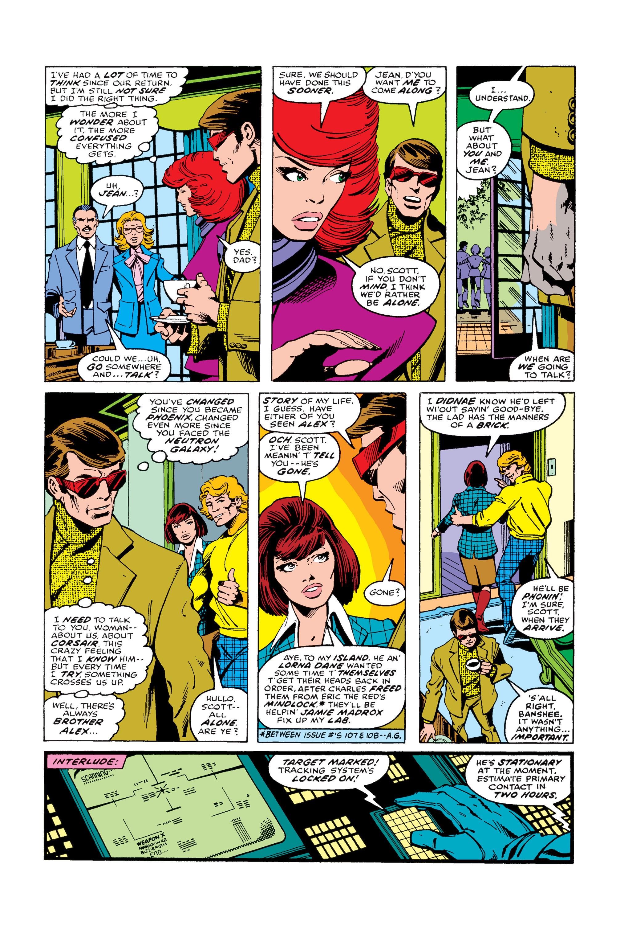 Read online Uncanny X-Men (1963) comic -  Issue #109 - 6