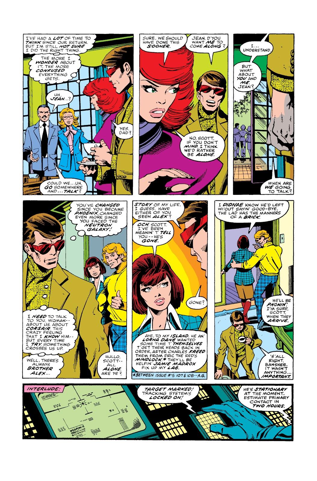 Uncanny X-Men (1963) issue 109 - Page 6