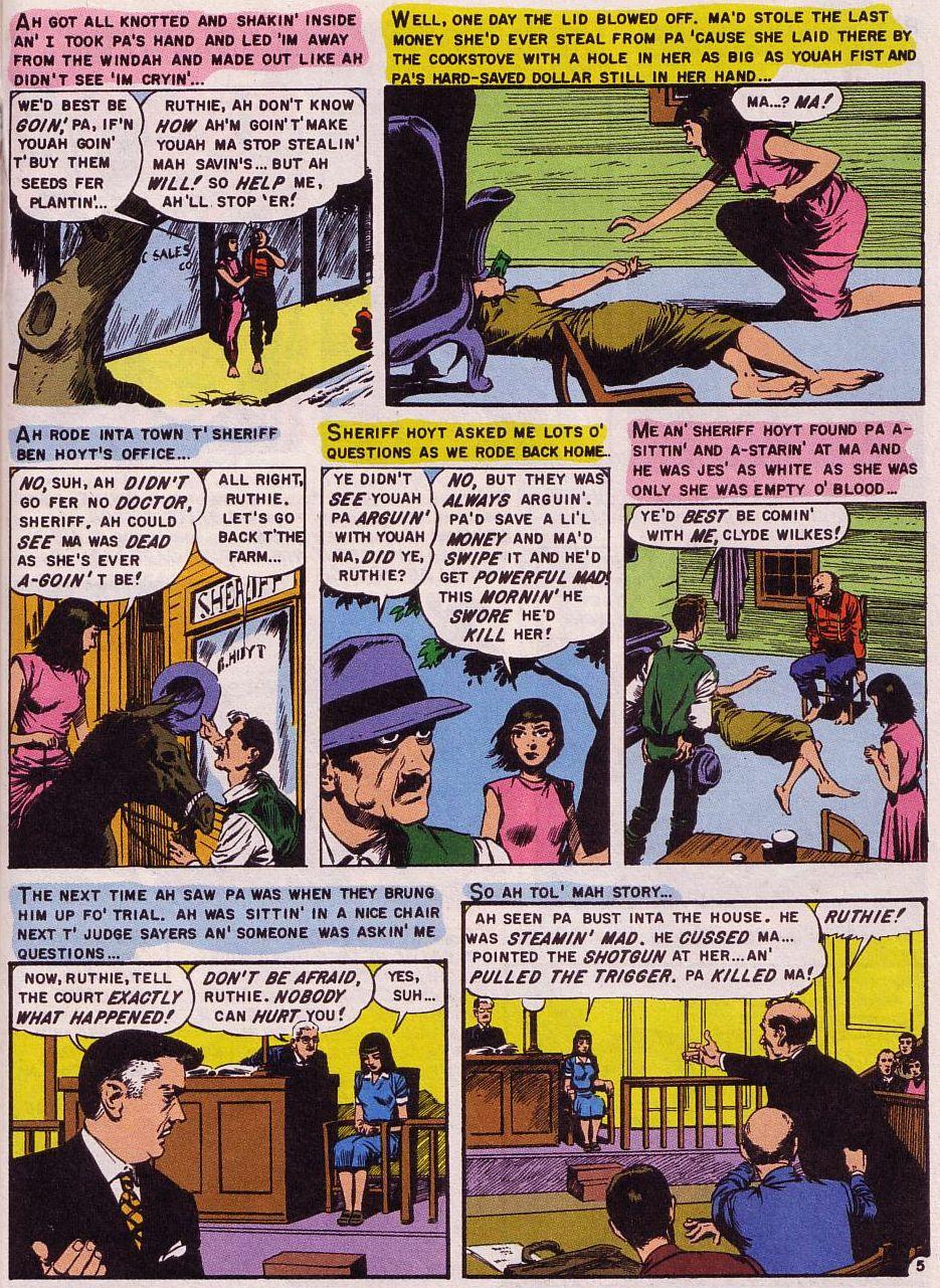 Read online Shock SuspenStories comic -  Issue #18 - 6