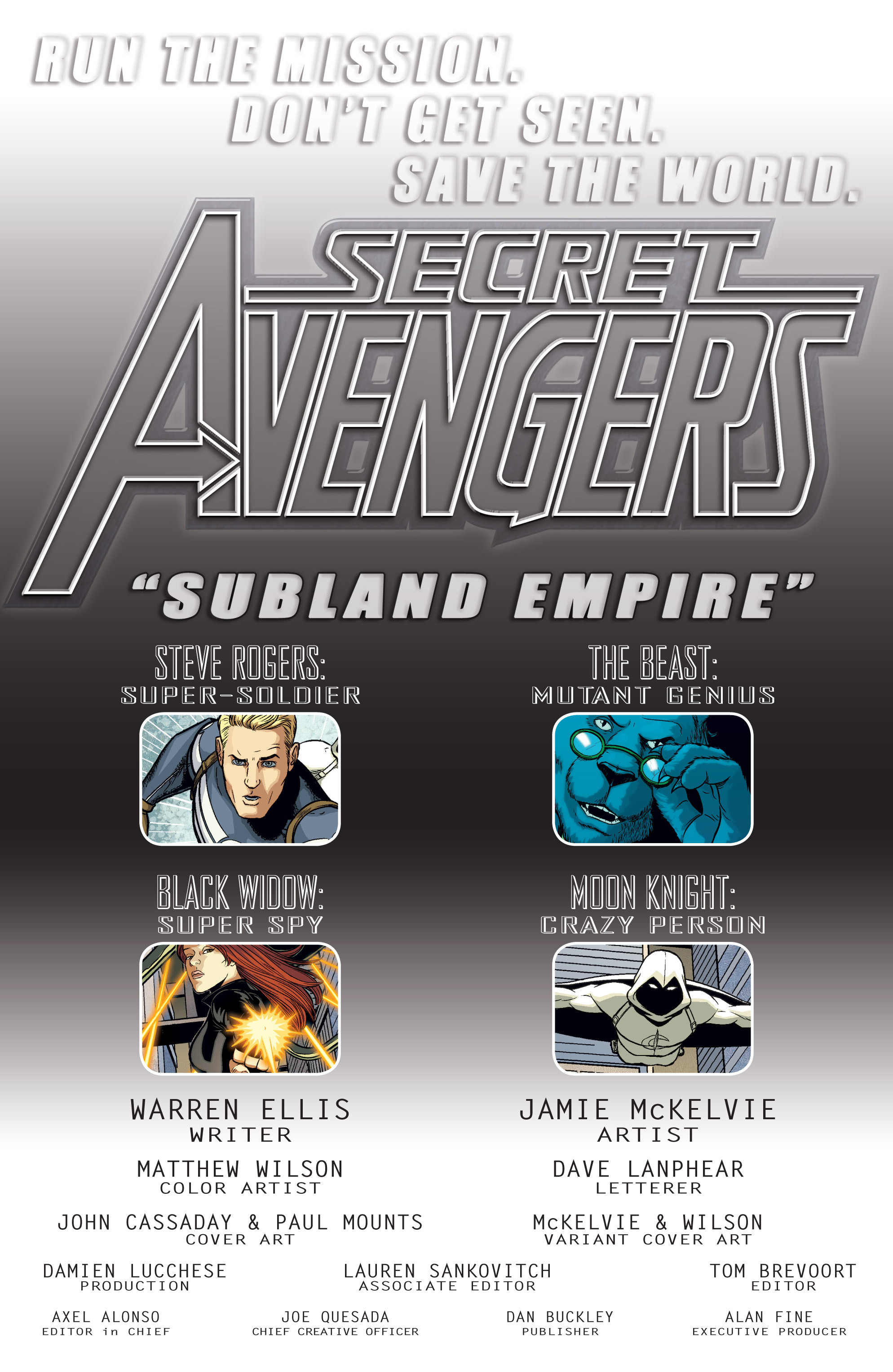 Read online Secret Avengers (2010) comic -  Issue #16 - 2
