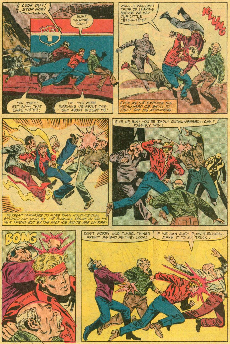 Read online U.S. 1 comic -  Issue #3 - 20