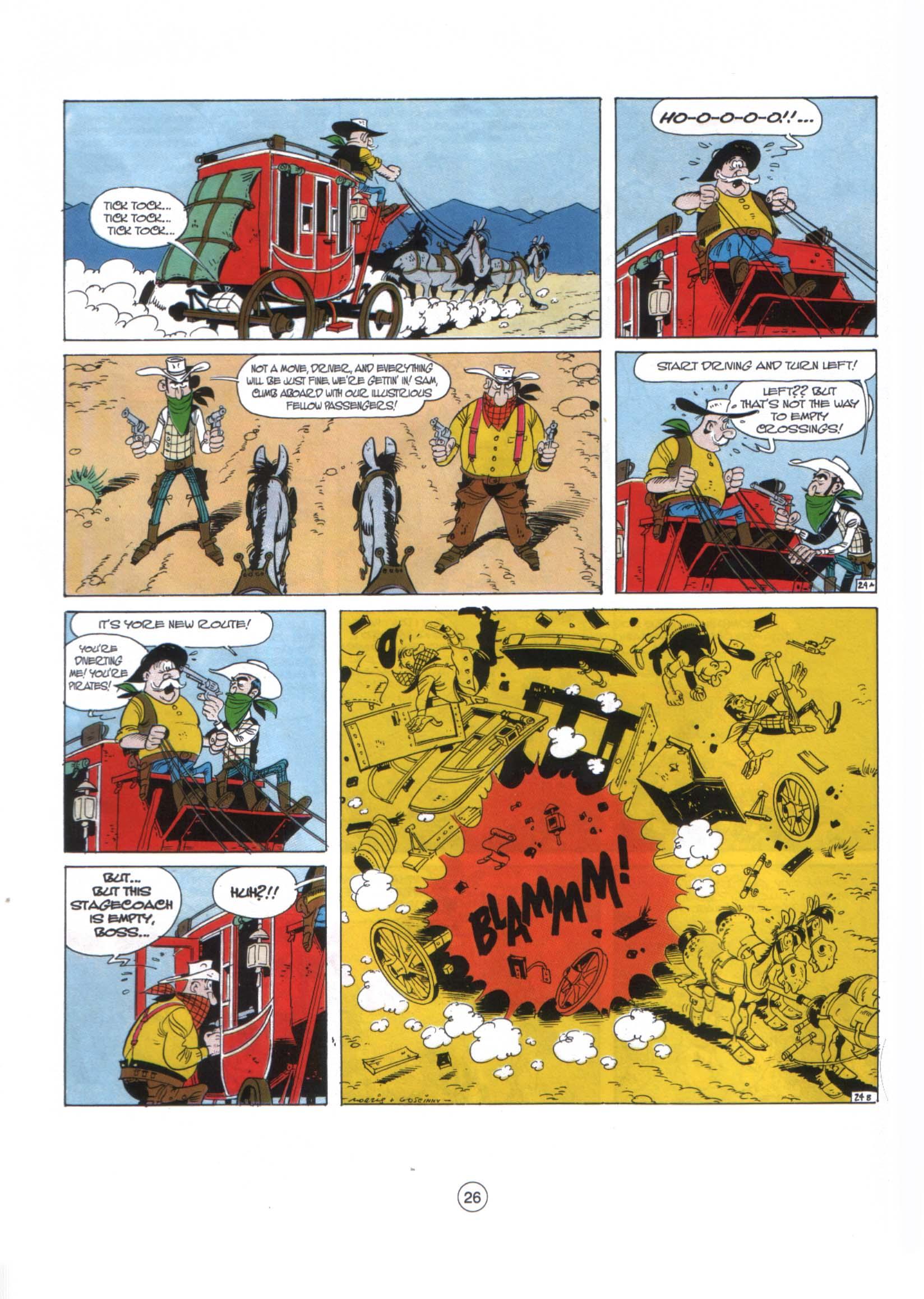 A Lucky Luke Adventure 29 Page 24