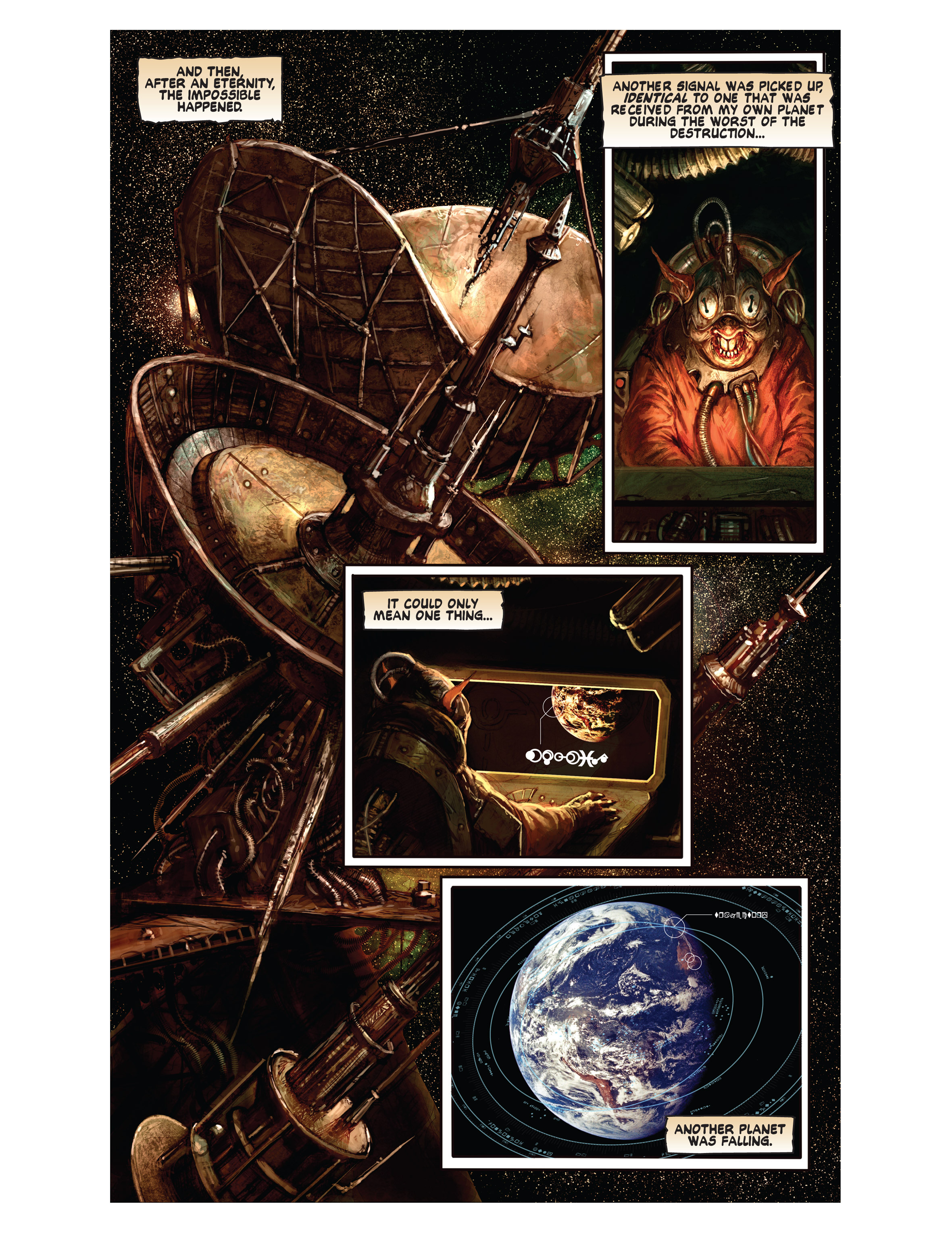 Read online Bad Planet comic -  Issue # TPB - 107