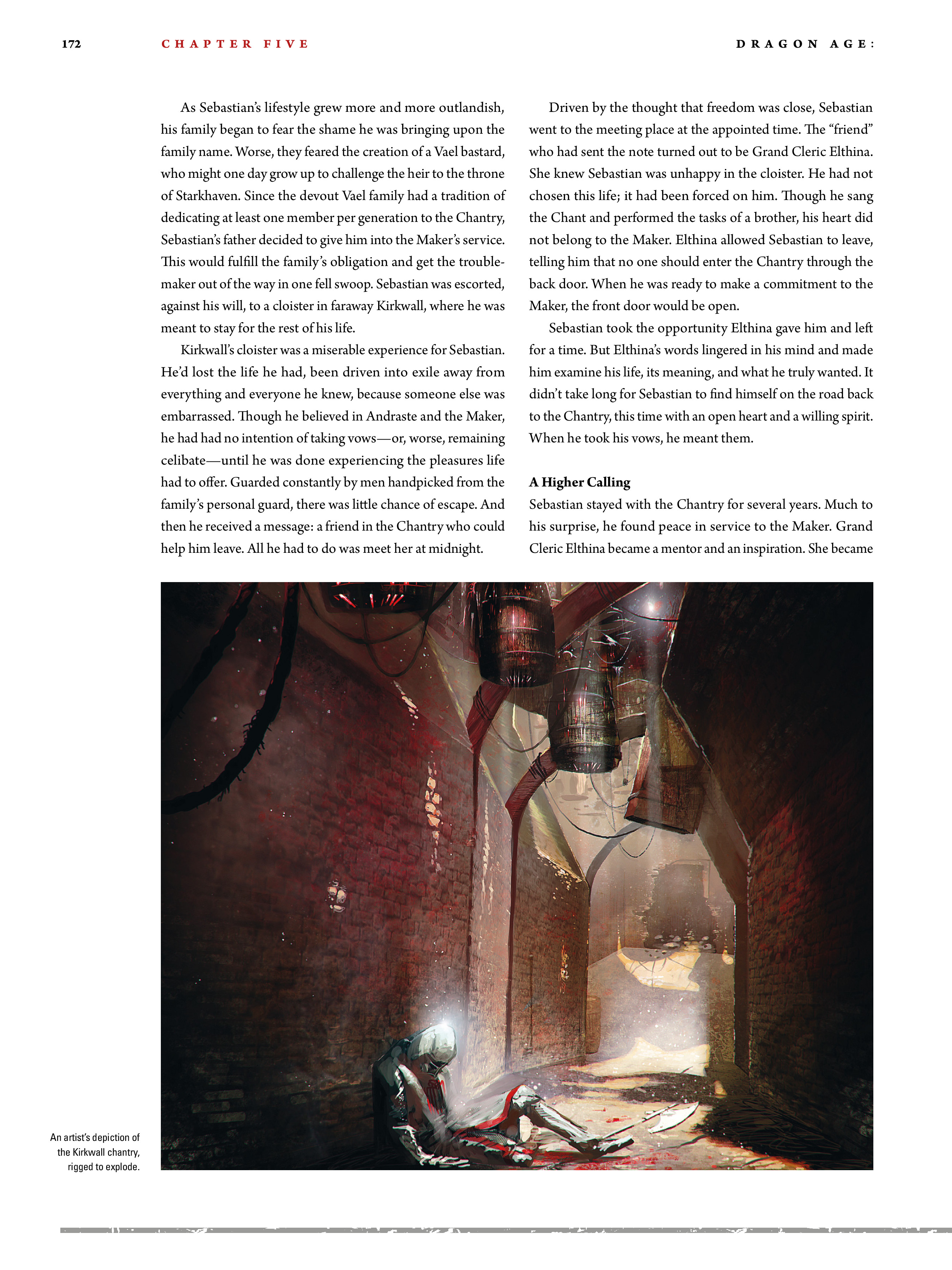 Read online Dragon Age: The World of Thedas comic -  Issue # TPB 2 - 167