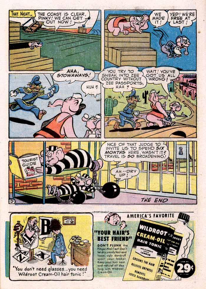 Read online Animal Antics comic -  Issue #43 - 24