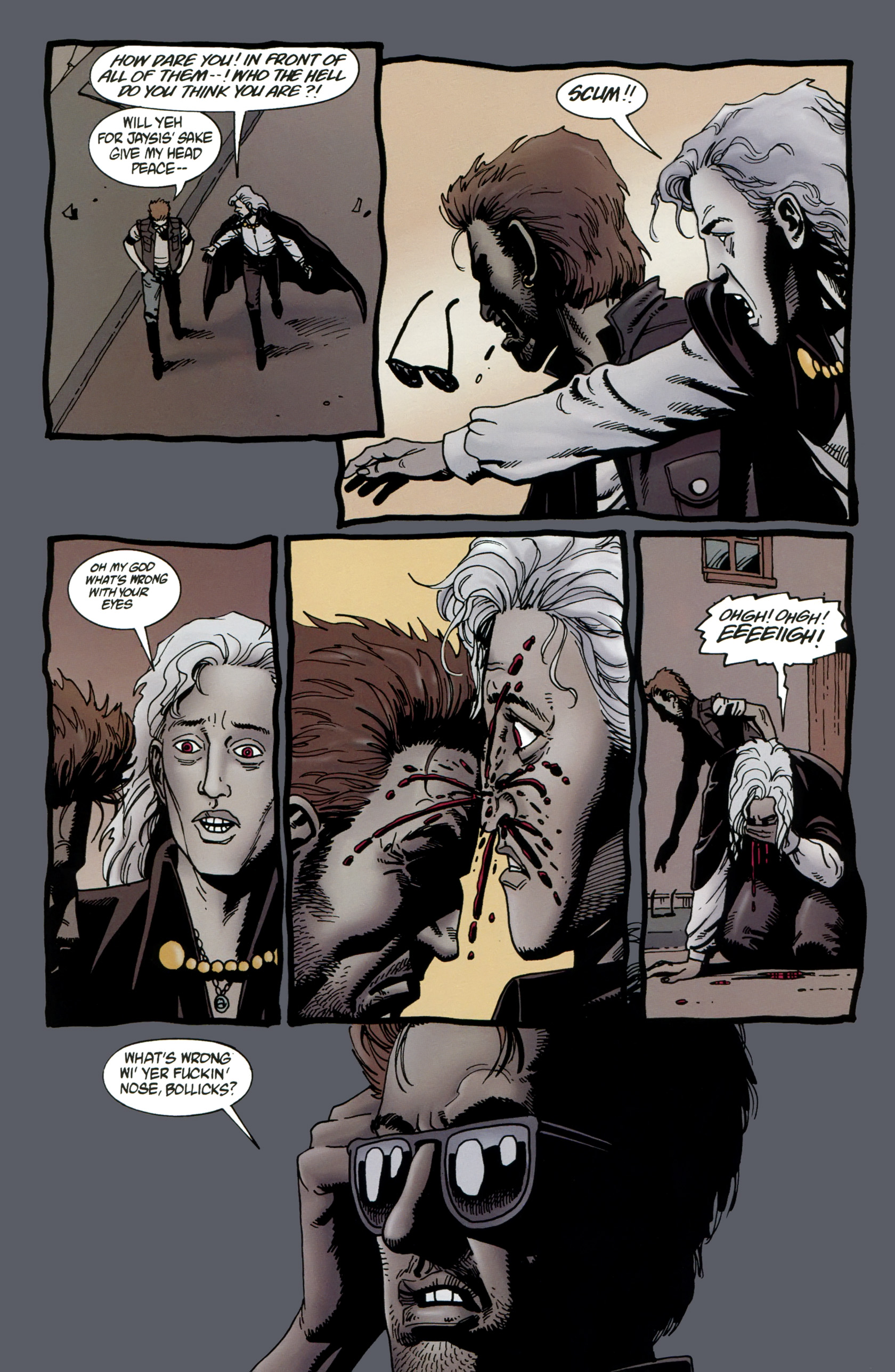 Read online Preacher Special: Cassidy : Blood and Whiskey comic -  Issue # Full - 31