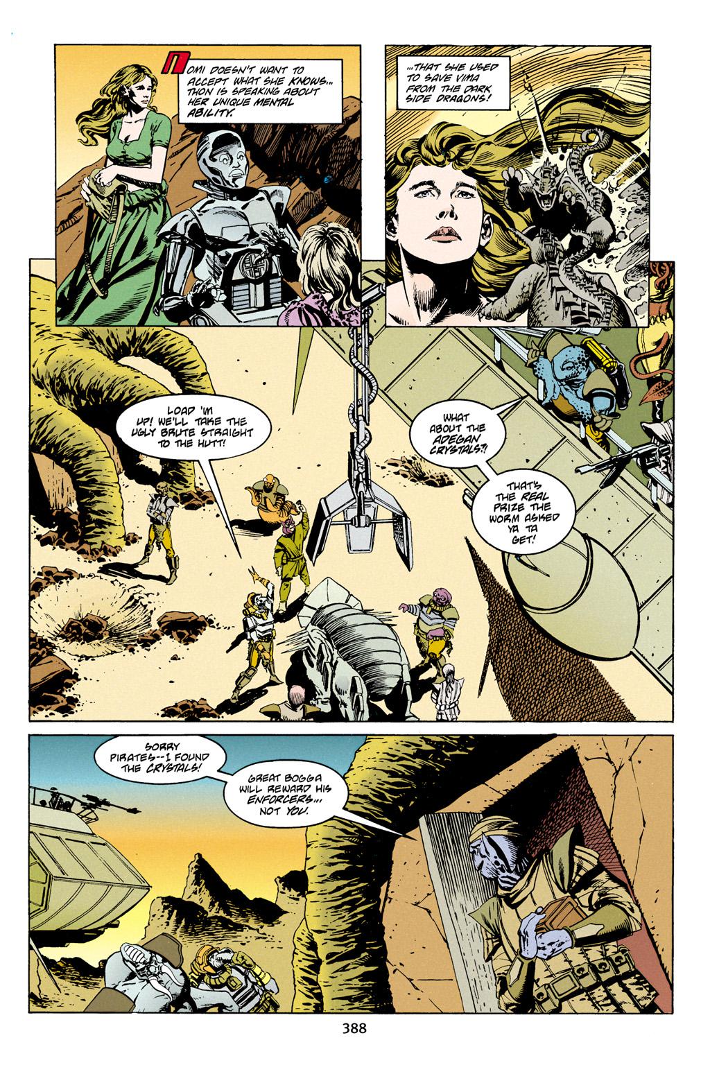 Read online Star Wars Omnibus comic -  Issue # Vol. 4 - 376
